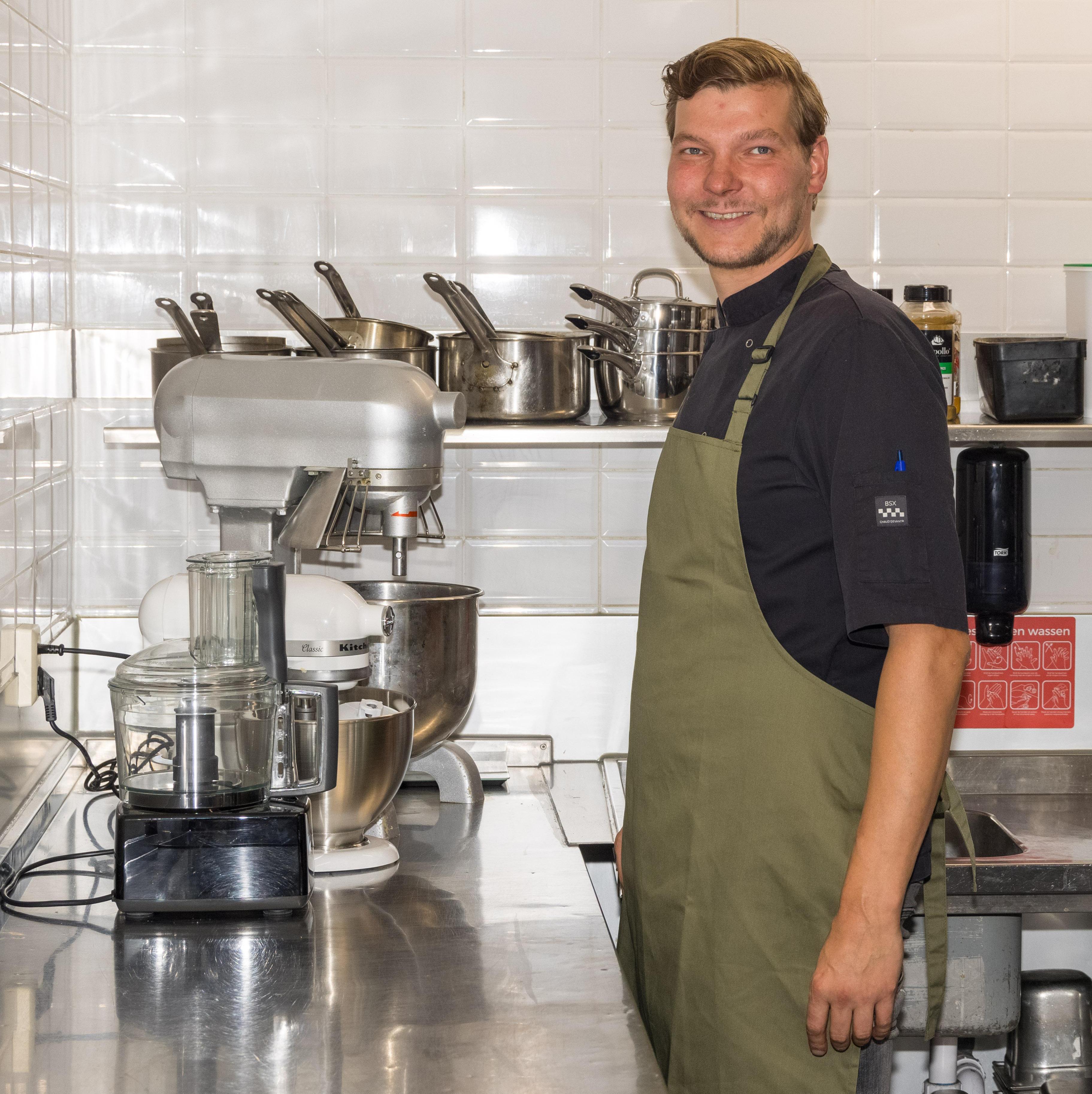 Lava Bar & Kitchen trekt Erwin terug naar zijn roots. Nieuw restaurant opent zondag in Enkhuizen