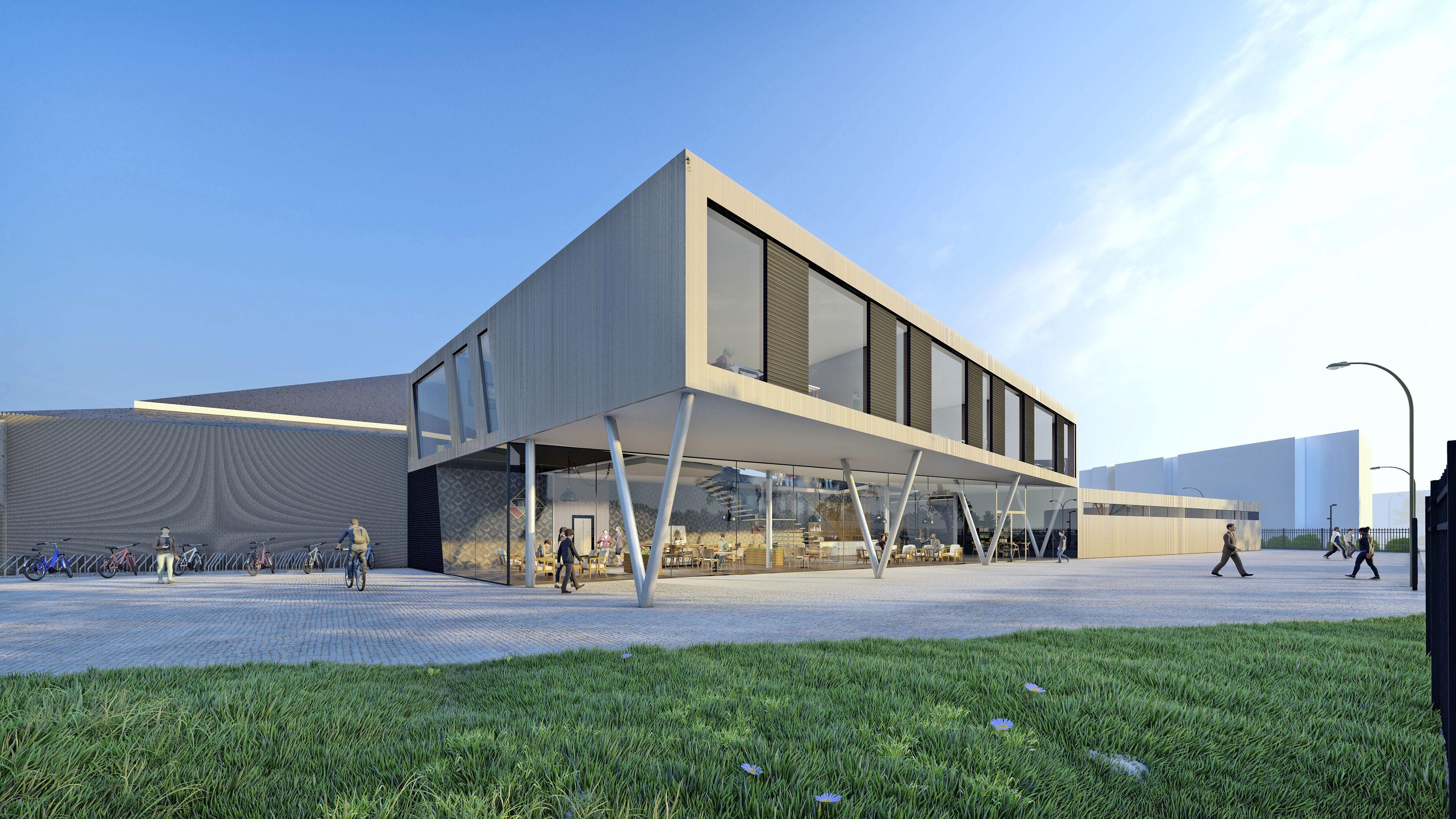 College Alkmaar besluit om Sportpaleis voor een kleine 7,5 miljoen te renoveren, volledige nieuwbouw is te duur