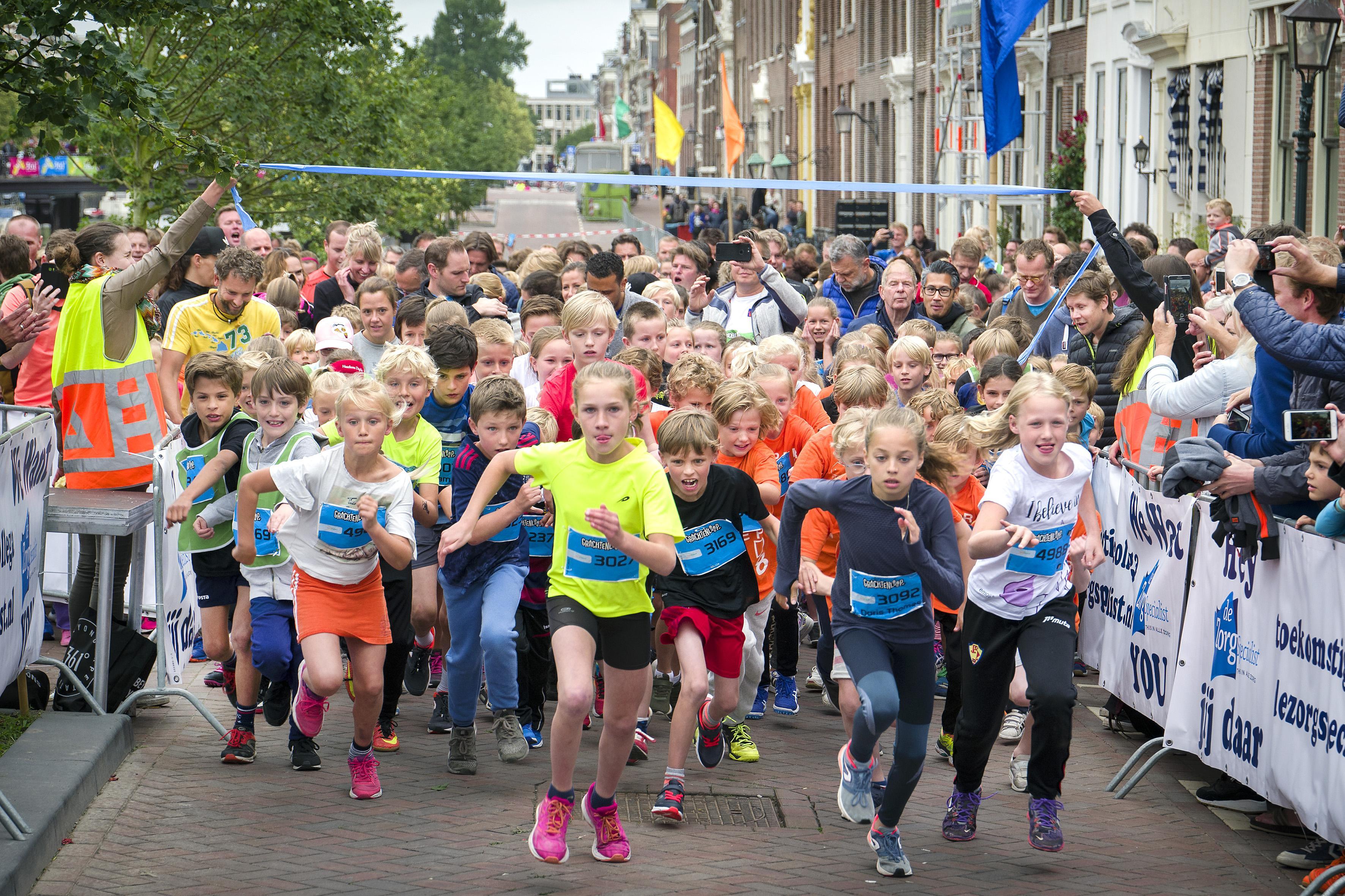 'Blijf vooral trainen, zodat je klaar bent voor de start', zegt Jerry Buitendijk van SportSupport over de regionale loopevenementen