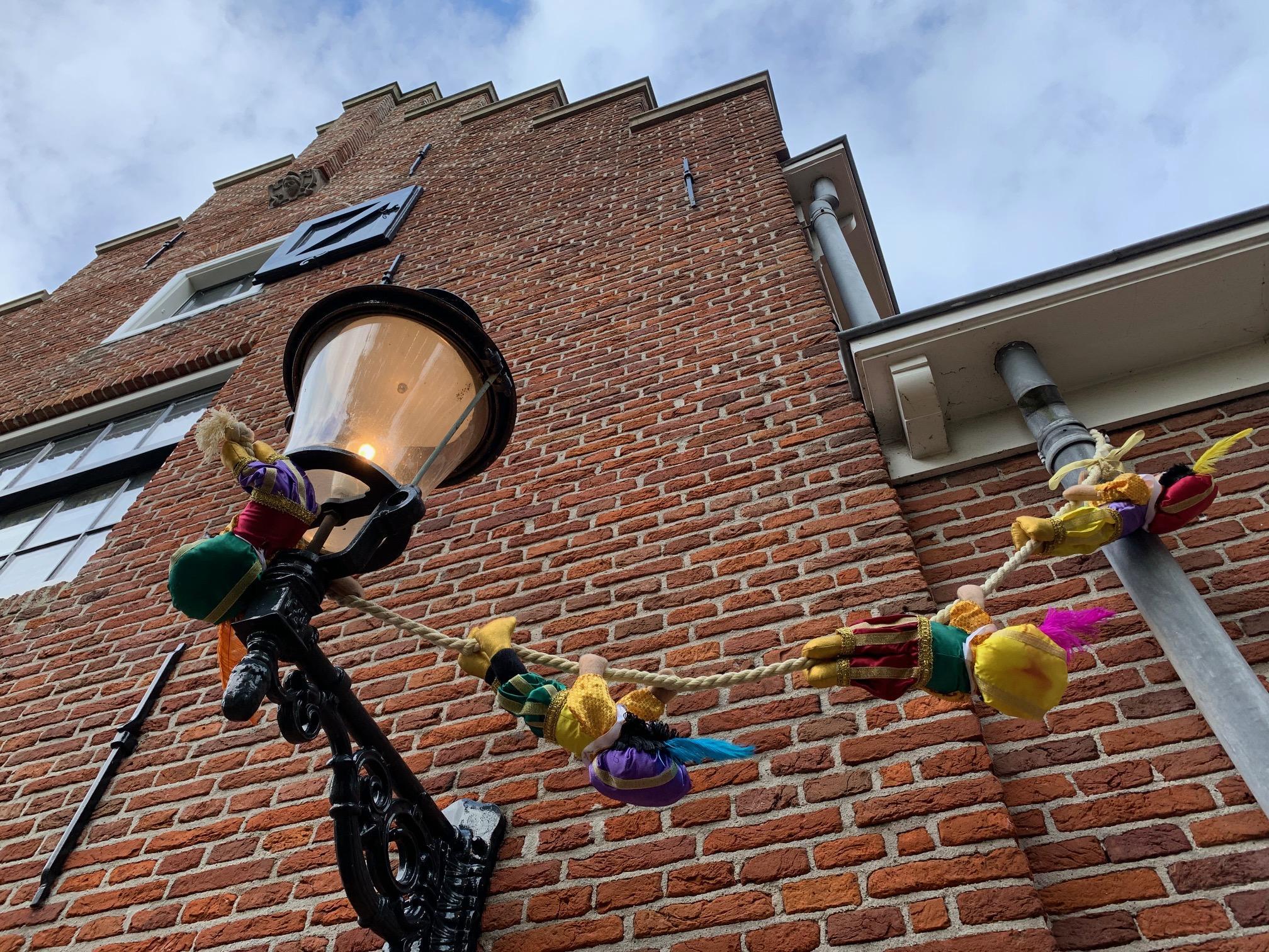 Hulptroepen Sinterklaas zijn er vroeg bij in Uitgeest