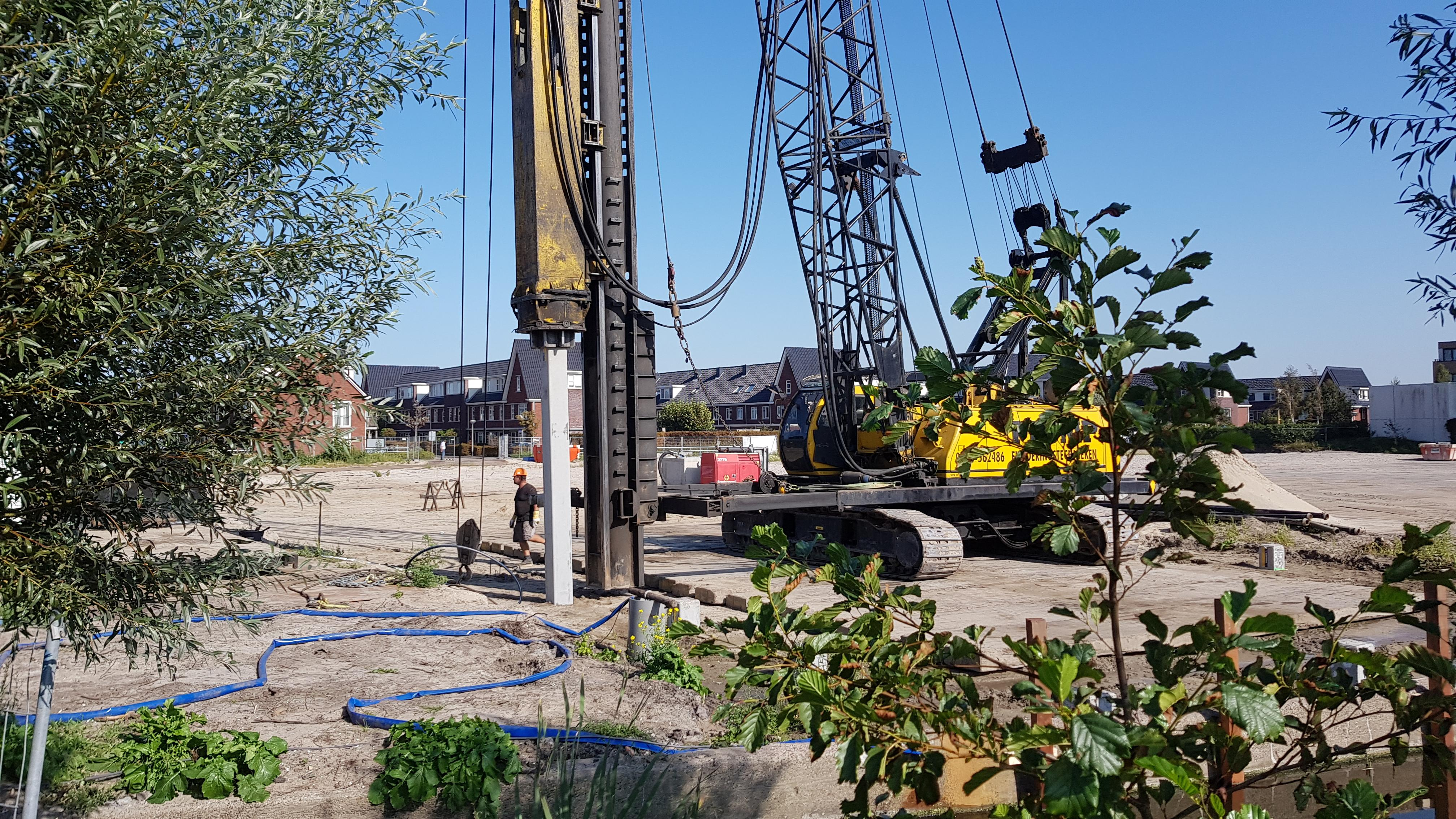 Nieuwbouw Woonhaven Elka in Lisse begonnen