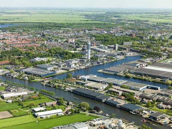 Wester-Engh in Rijnhaven