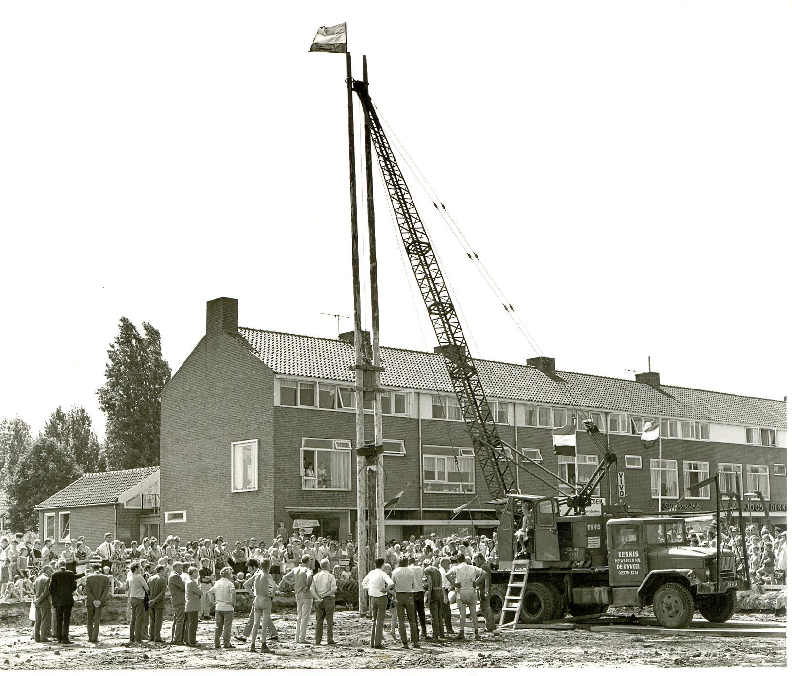 Na Spaarndam nu ook Rijsenhout boos op gemeente Haarlemmermeer die voor tonnen aan subsidies niet gebruikt voor dorpshuizen