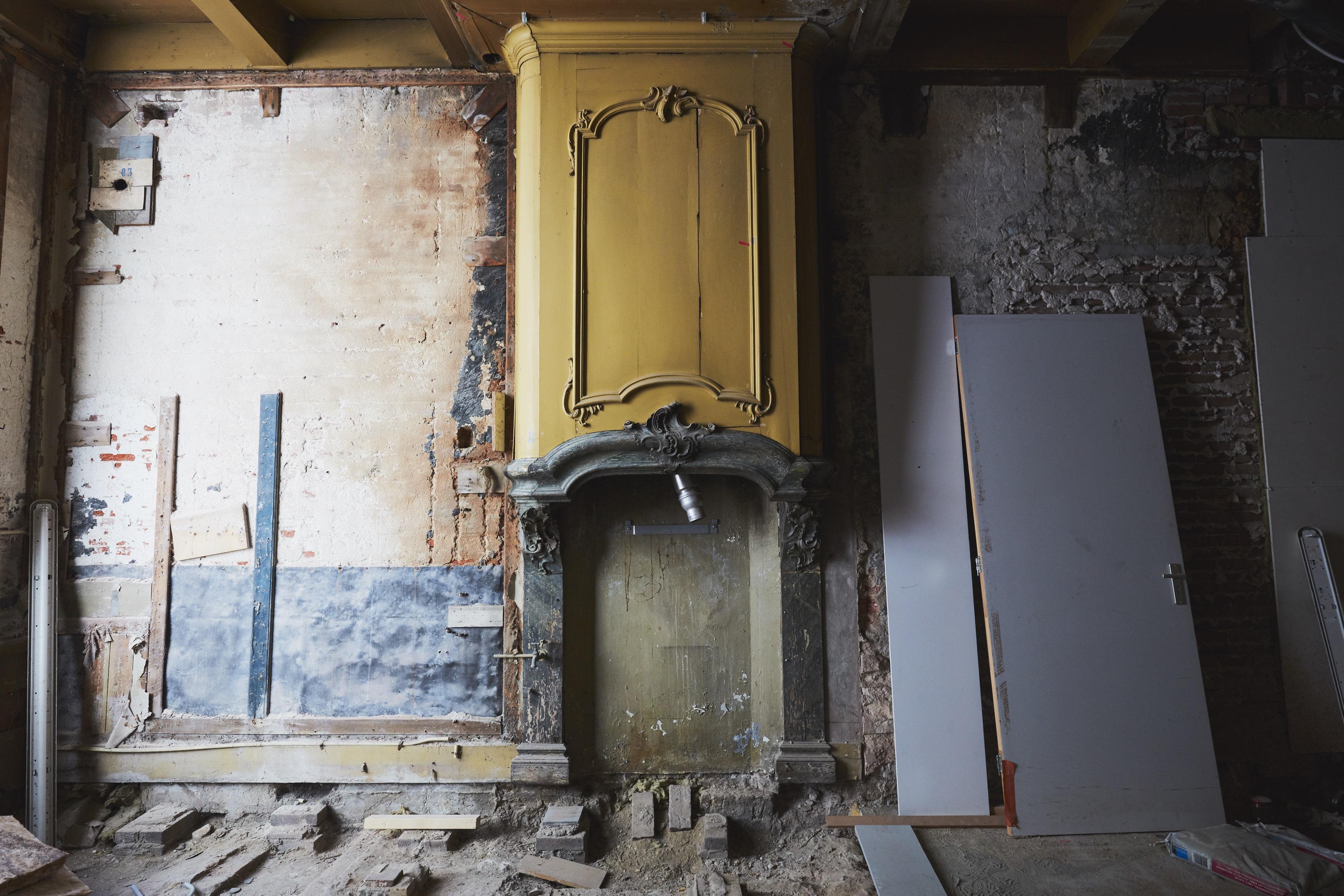 Restauratie monumentaal woonhuis Pieter Teyler met high tech-oplossingen: 'Bordjes met rennende mannetjes passen hier niet'