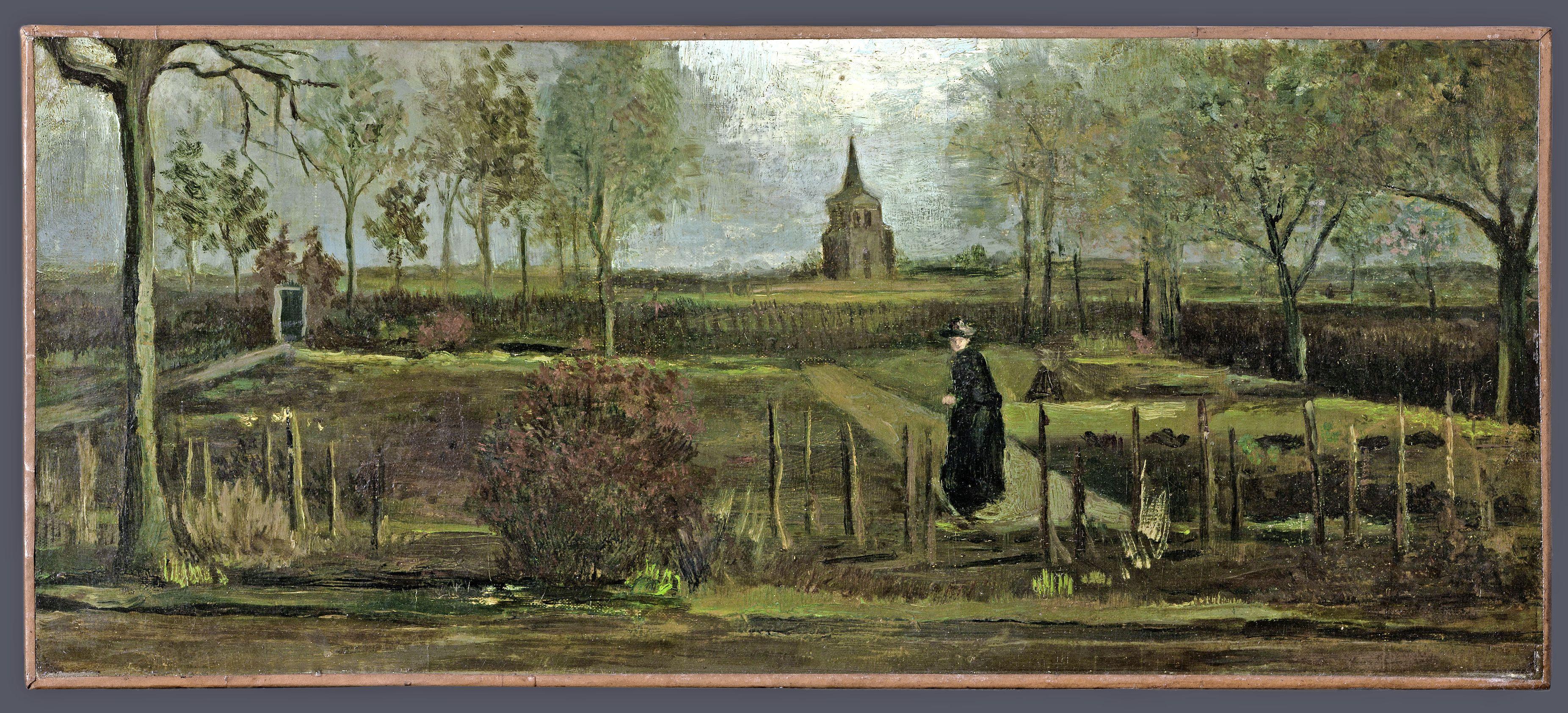 58-jarige man uit Baarn aangehouden voor roof schilderijen Van Gogh en Hals. Singer Laren: 'Aanhouding is een stap in de goede richting' [update][video]