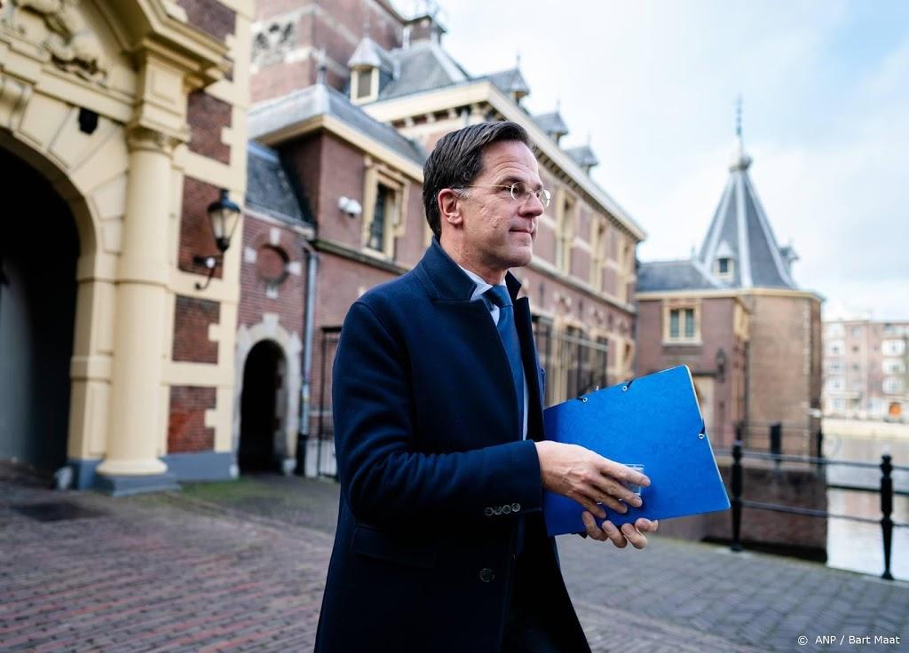 Zutphenaar aangehouden voor bedreigen premier Rutte