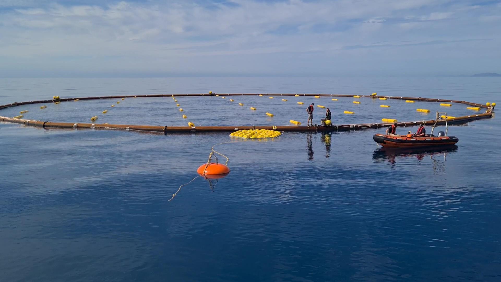 'Nu begint het echte meten.' NIOZ-onderzoeker kan eindelijk apparatuur op diepzeebodem in werking stellen
