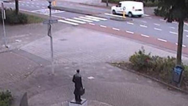 Politie: bestelauto als vluchtwagen gebruikt bij liquidatie van advocaat Derk Wiersum