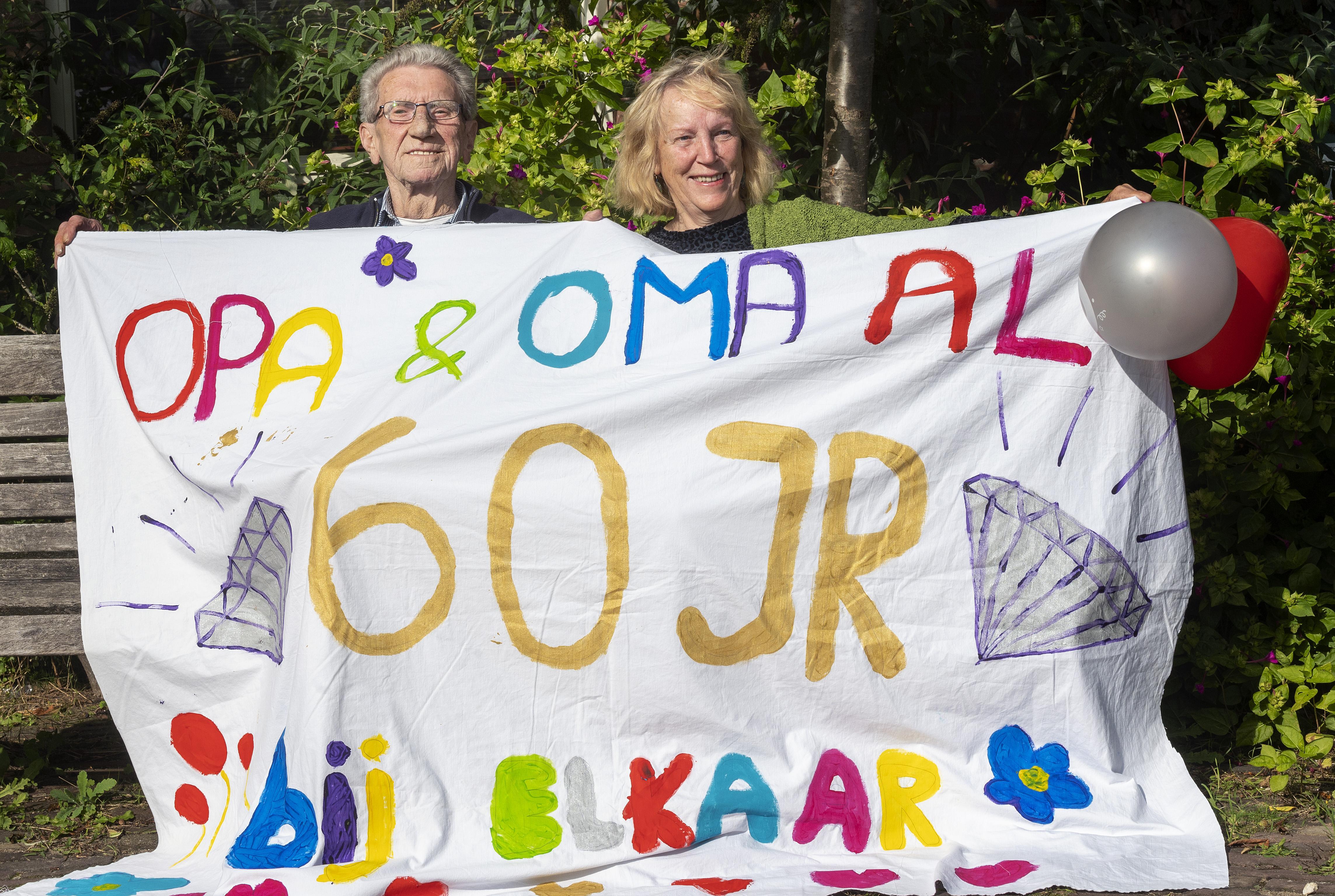 Jan en 'Loetje' van der Meulen zijn na zestig jaar nog niet uitgepraat: 'Ons geheim? Geduld, respect en niet je eigen persoonlijkheid verliezen'