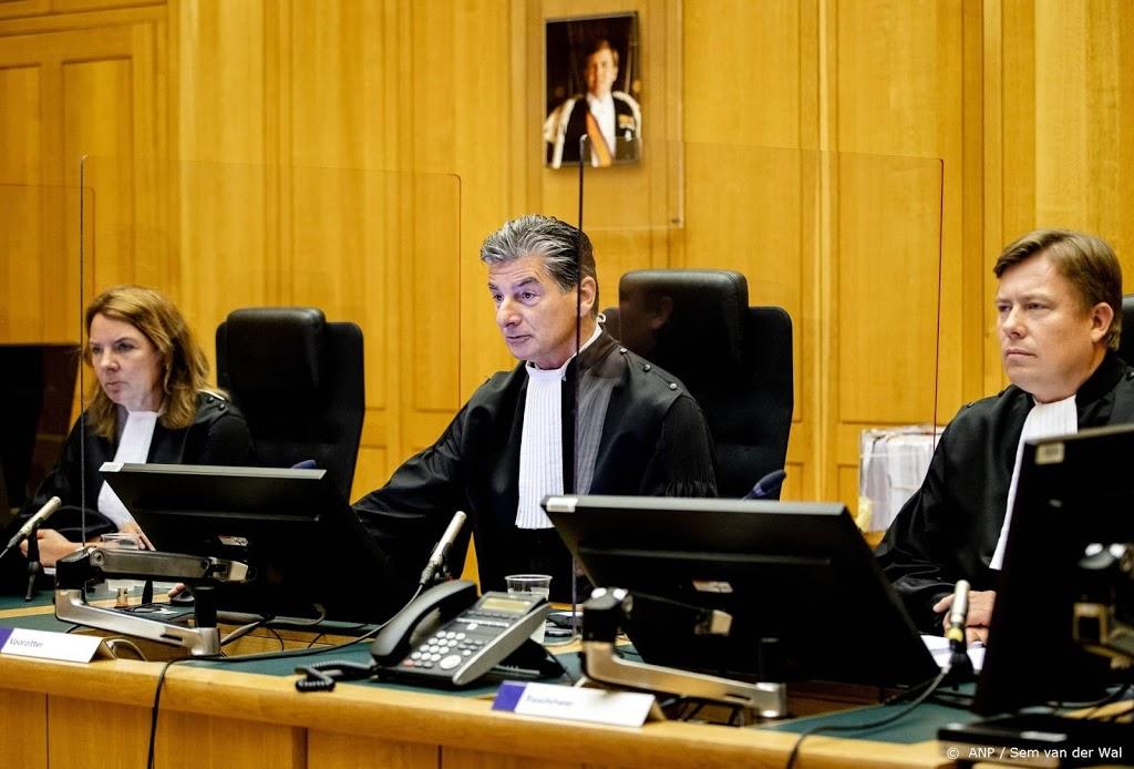 Hoger beroep zaak Nicky Verstappen gaat vijf dagen duren
