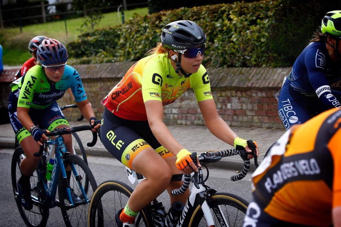 Hoornse wielrenster Maaike Boogaard heeft Tourwinst Tadej Pogačar van dichtbij meegemaakt: 'Iedere avond zagen we op FaceTime hoe relaxed hij was'