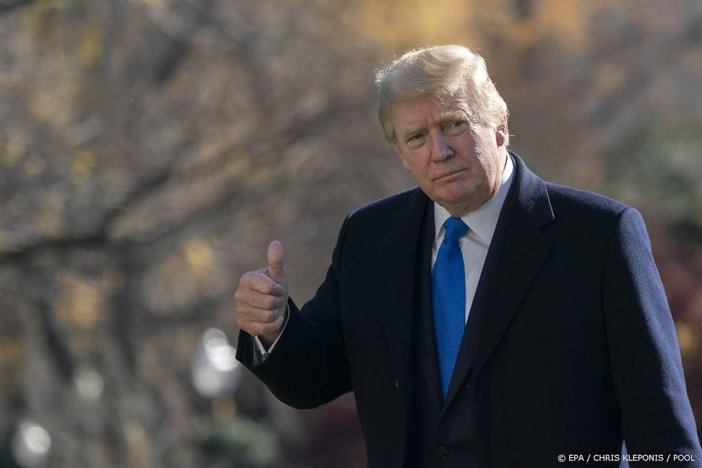Trump gaat 'losbandige' zuidgrens VS op 30 juni bezoeken