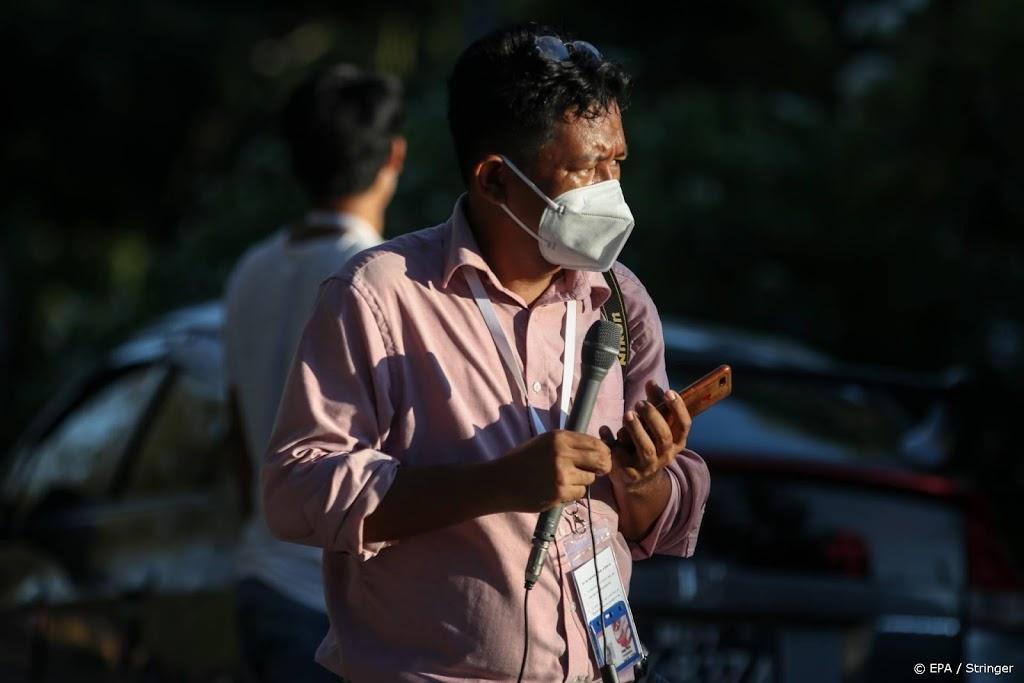 Opgepakte BBC-verslaggever in Myanmar vrijgelaten