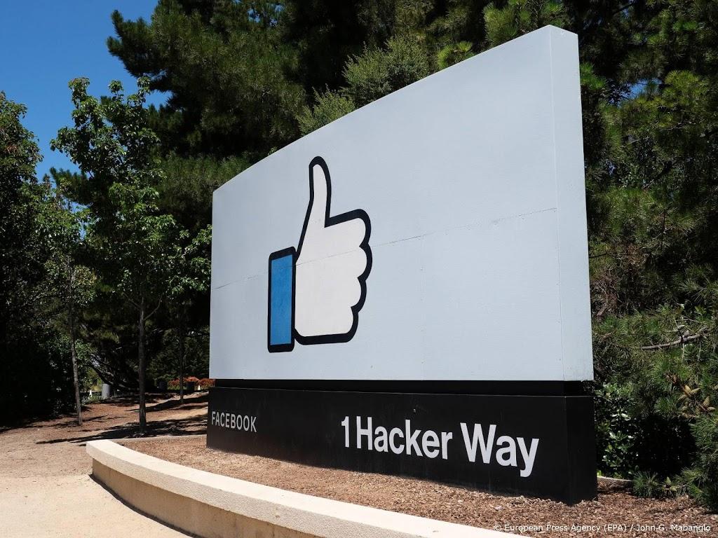 Facebook stopt met aanbevelen activistische en politieke groepen
