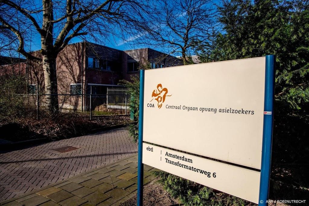 Stuk minder asielzoekers naar Nederland in 2020