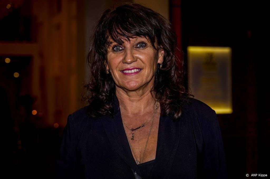 Actrice Renée Fokker is de mol