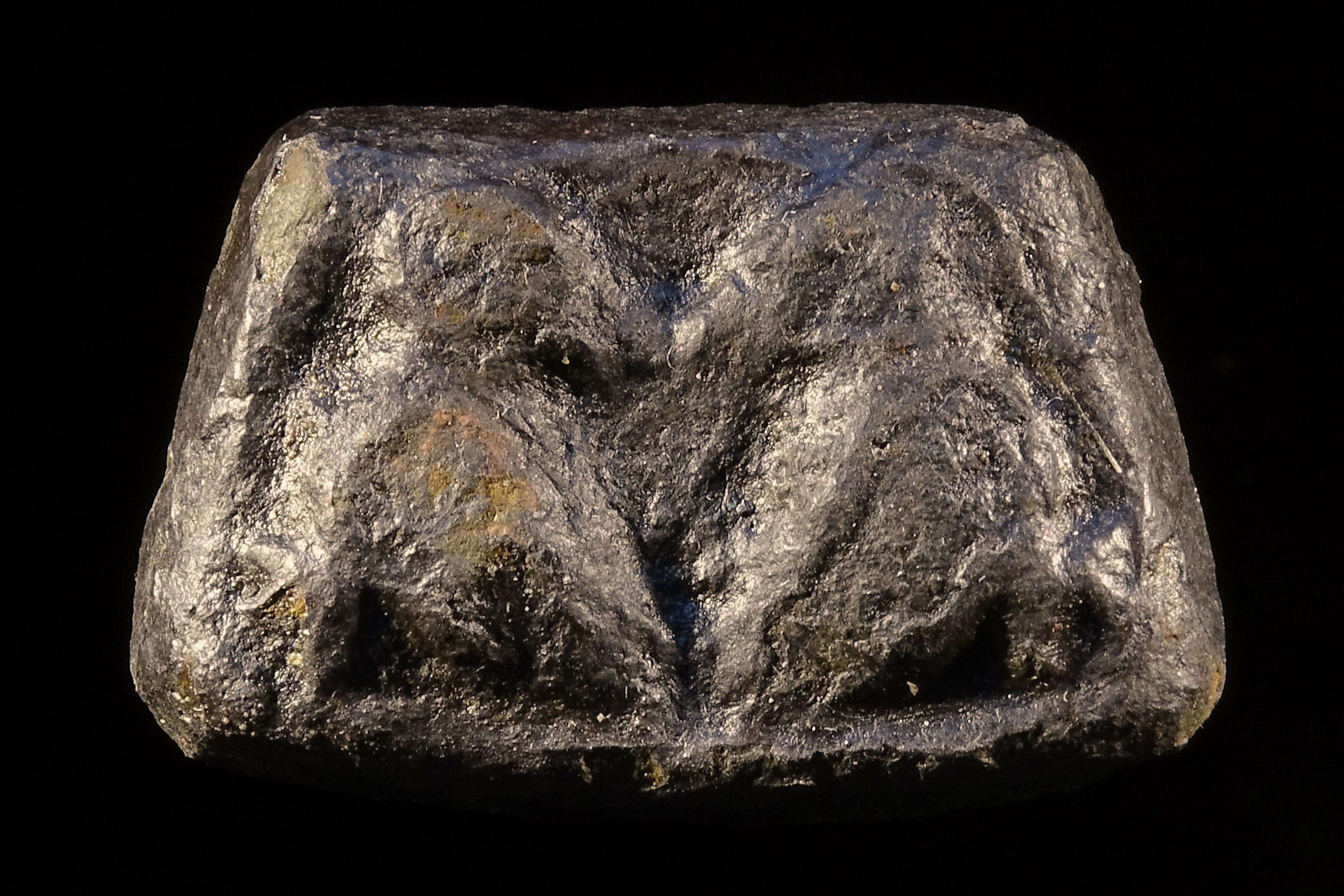 Zeldzame vondst uit Vikingtijd gedaan met metaaldetector op Wieringen