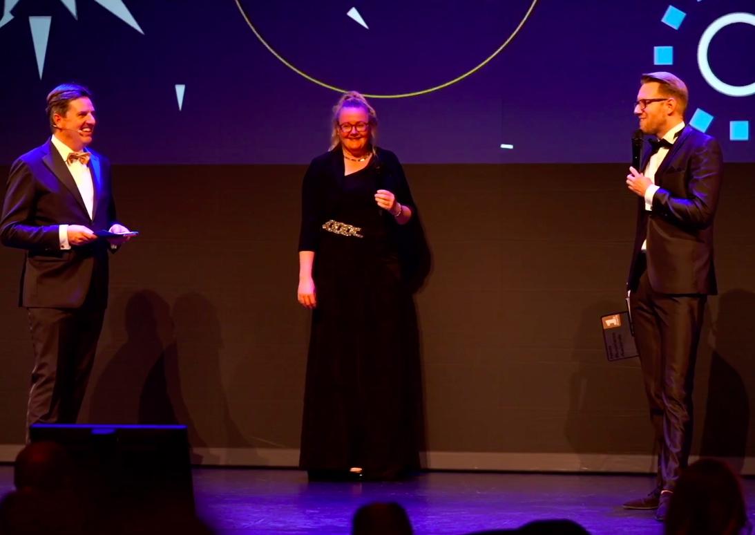De Jongens uit Schoorl en Schuurman Groep vallen dubbel in de prijzen tijdens ontknoping van strijd om 'NHN Business Awards'