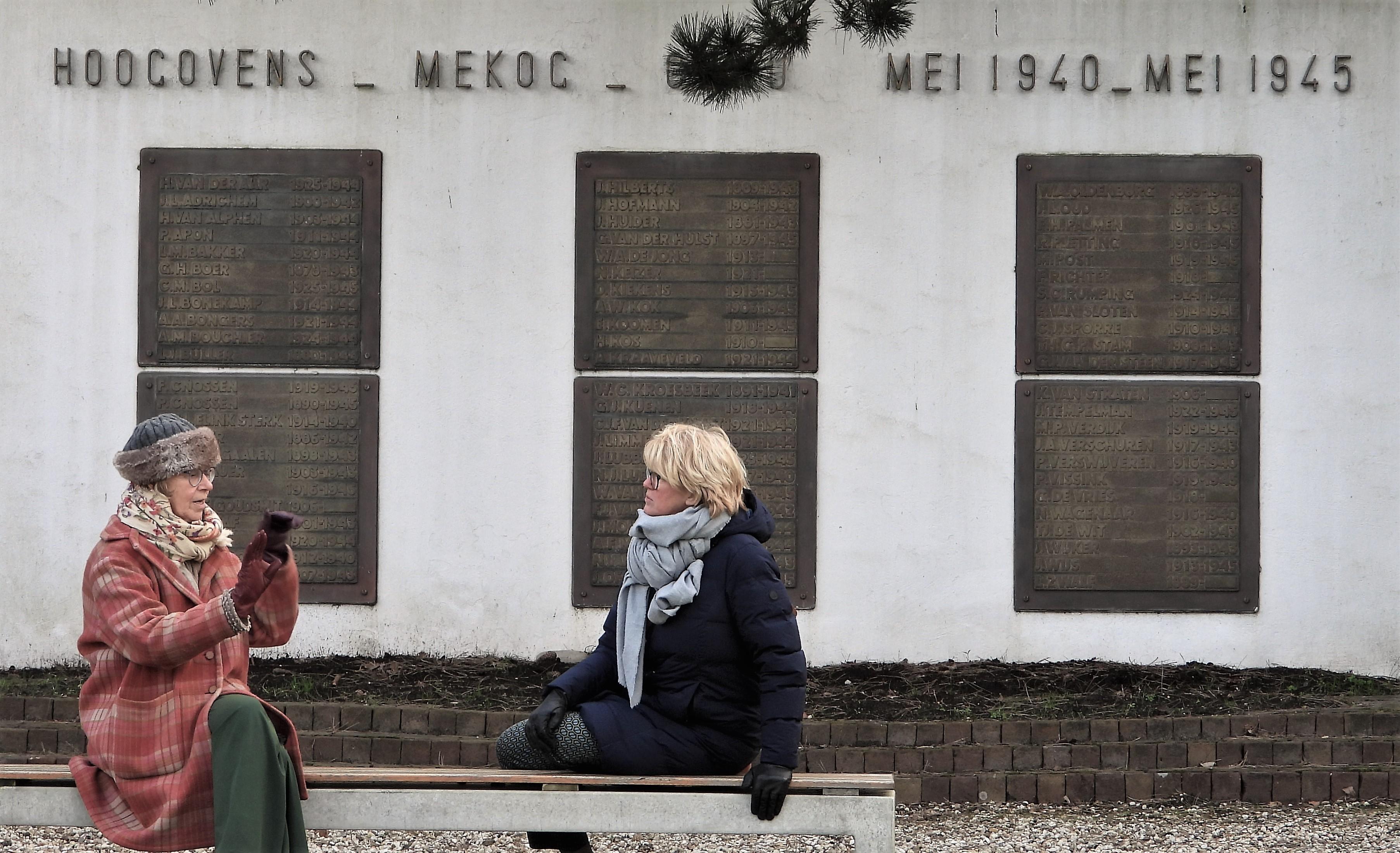 Verzetsheld Witte Ko krijgt plantsoen bij de Hoogovens, waar hij na de oorlog werd weggestuurd omdat hij een communist was