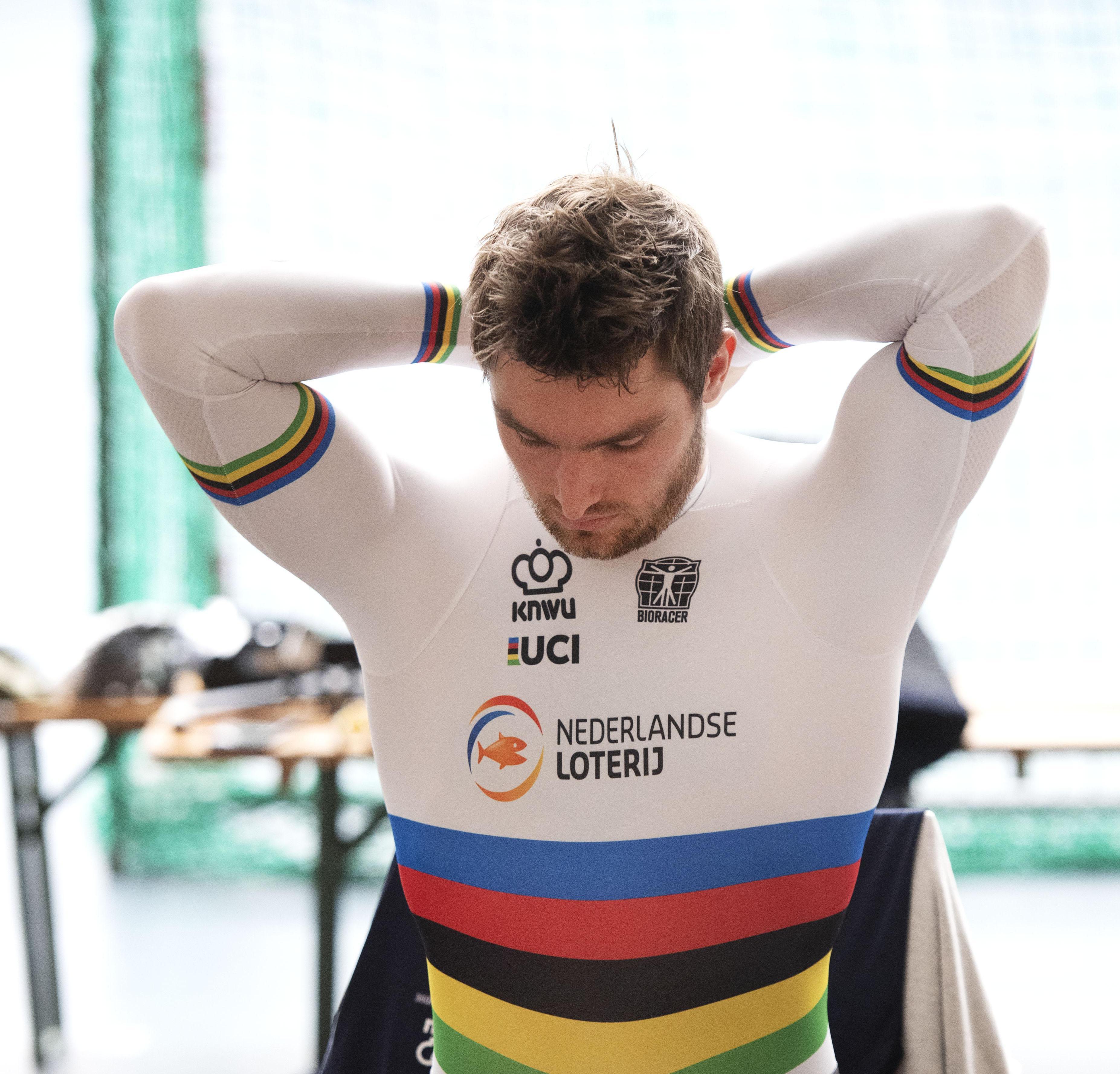 Wie mag er naar de Olympische Spelen? Wielerbond kan keuze tussen Büchli uit Santpoort-Zuid en concurrent Hoogland voorkomen