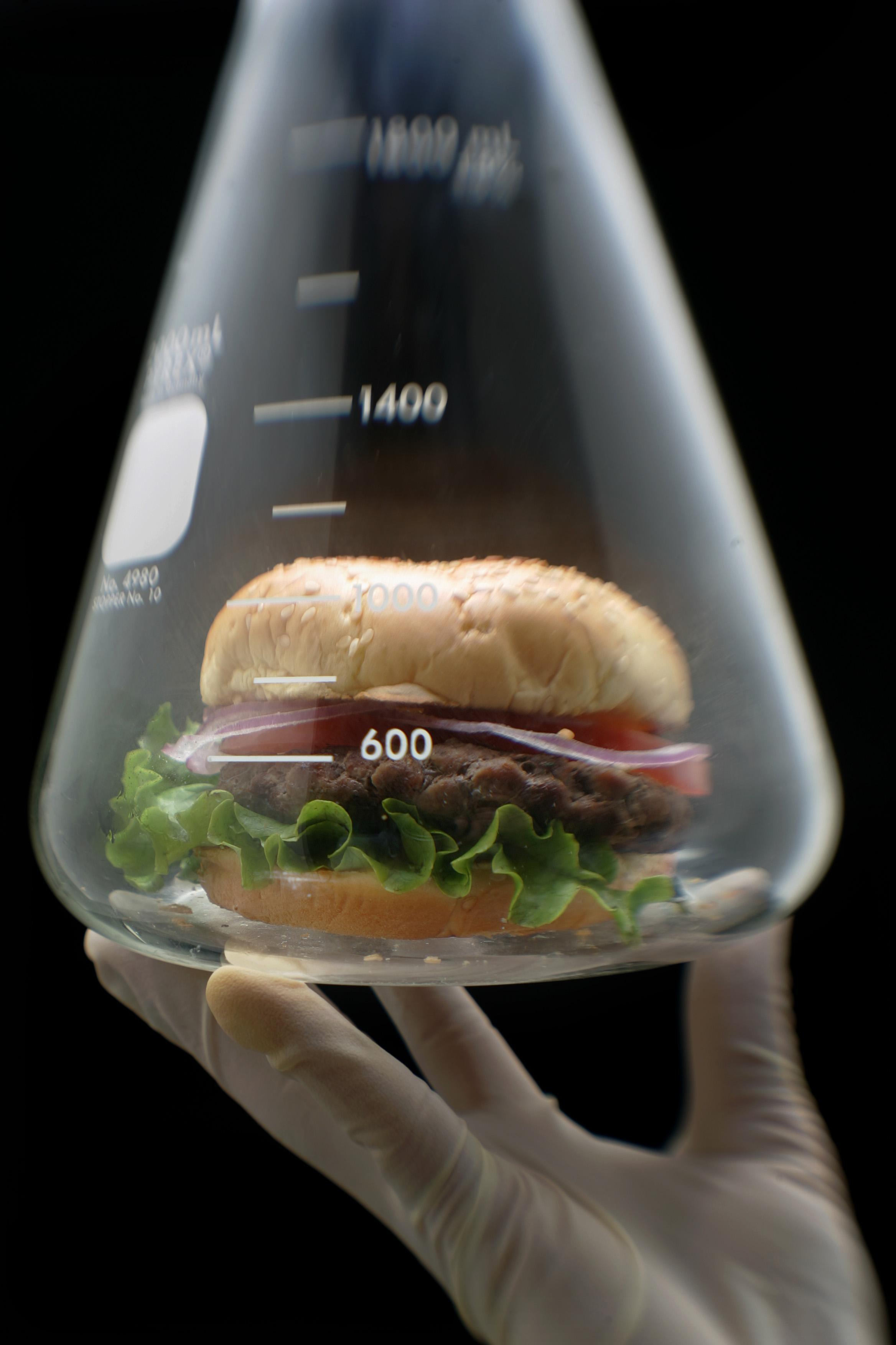 Alle hoop op kweekvlees, het 'nieuwe vlees' moet einde maken aan honger en dierenleed