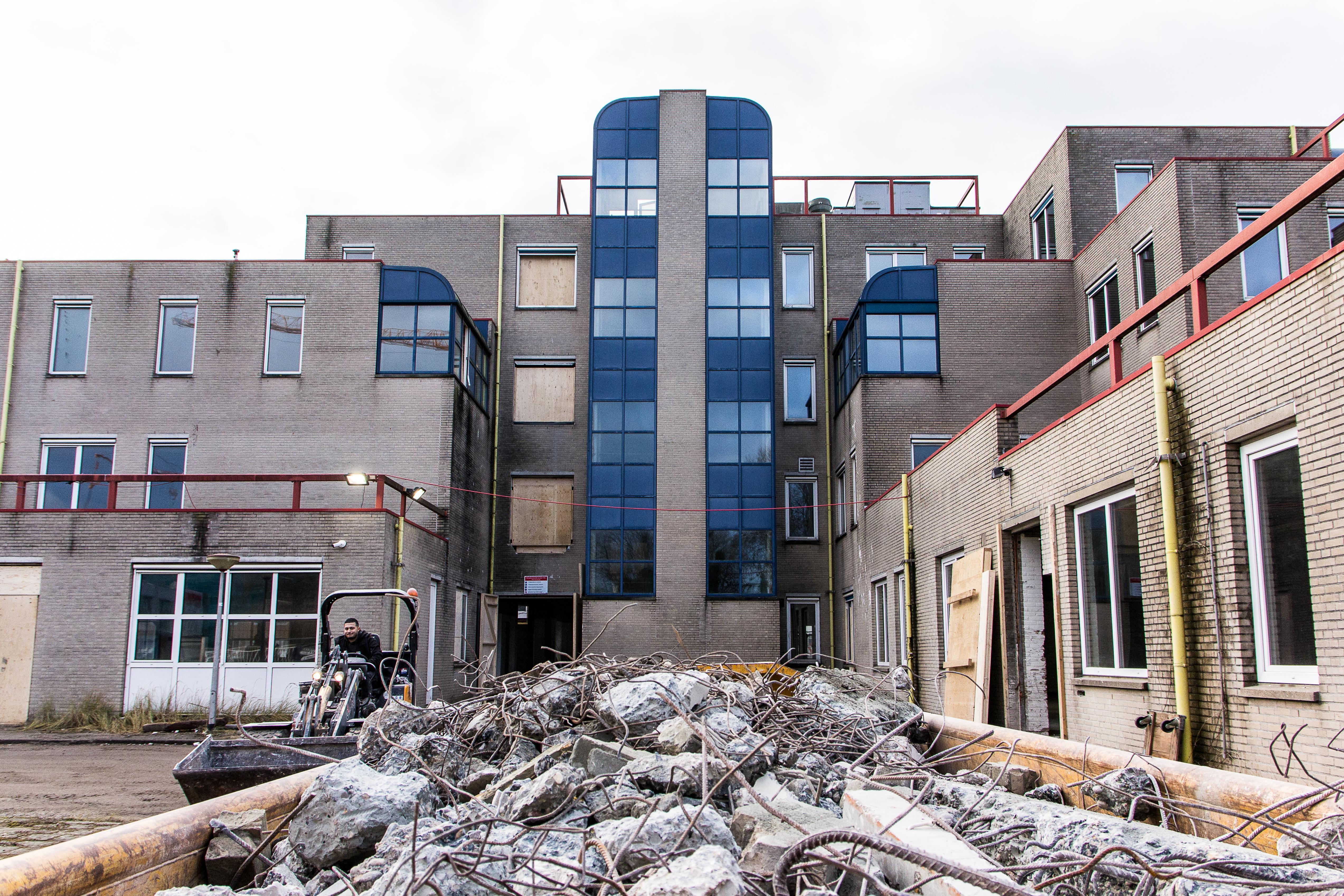 Voormalige Nuon-kantoor in Zaandam is in december een appartementengebouw