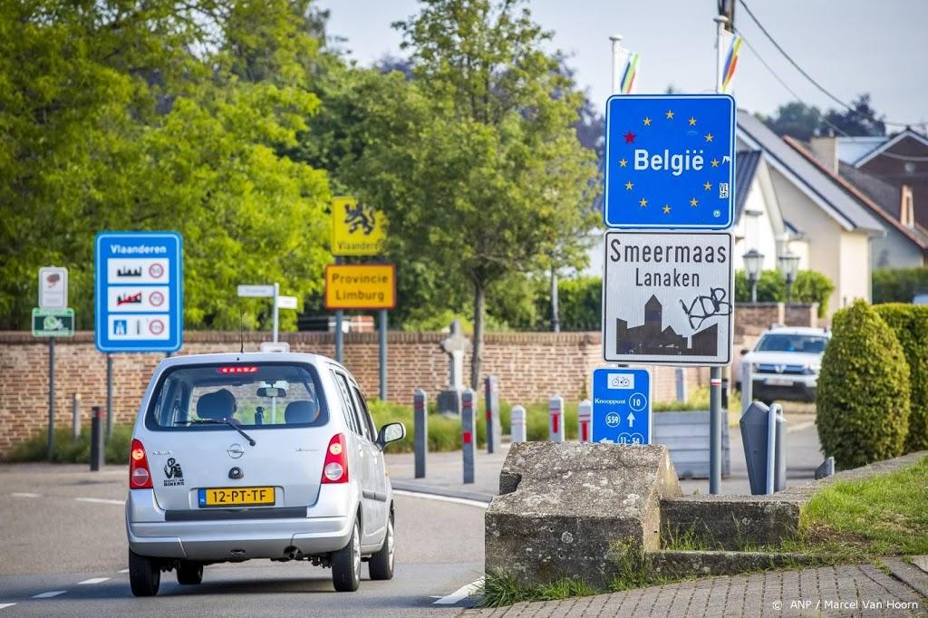 Reizigers vanuit België per zondag gecontroleerd op coronabewijs