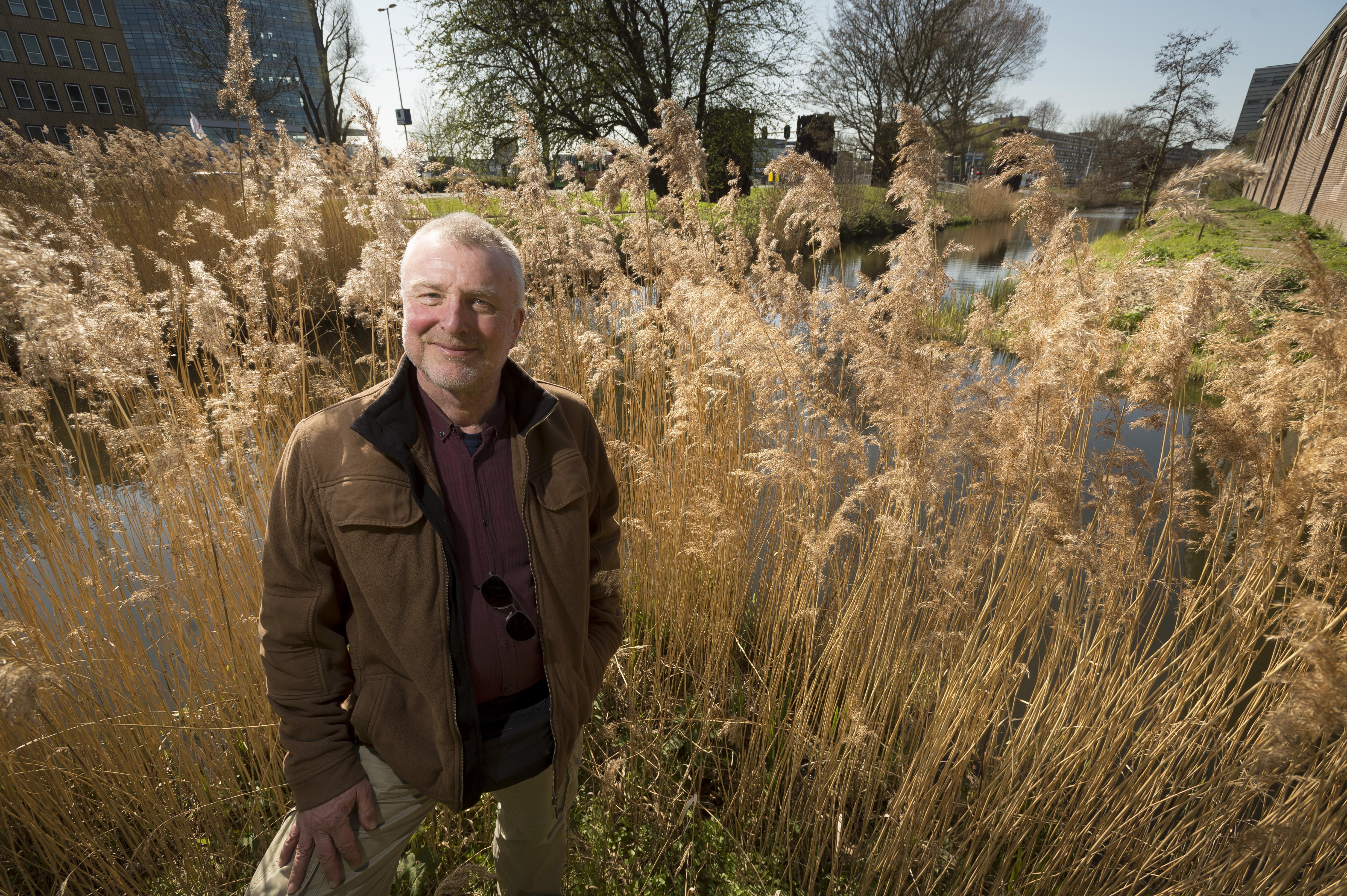 Bioloog Marco Roos: 'Biodiversiteit is niet leuk lief en aardig, maar jeukt en kriebelt'