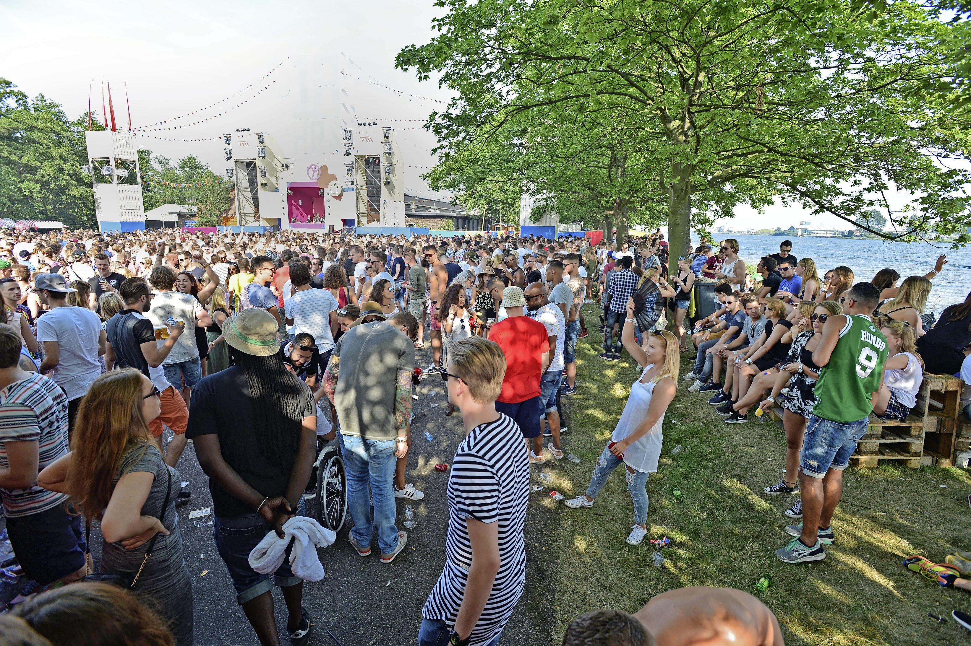 Geen buitenfestivals aan Hemkade: Organisatie 18hrs Festival werkt aan een alternatieve locatie