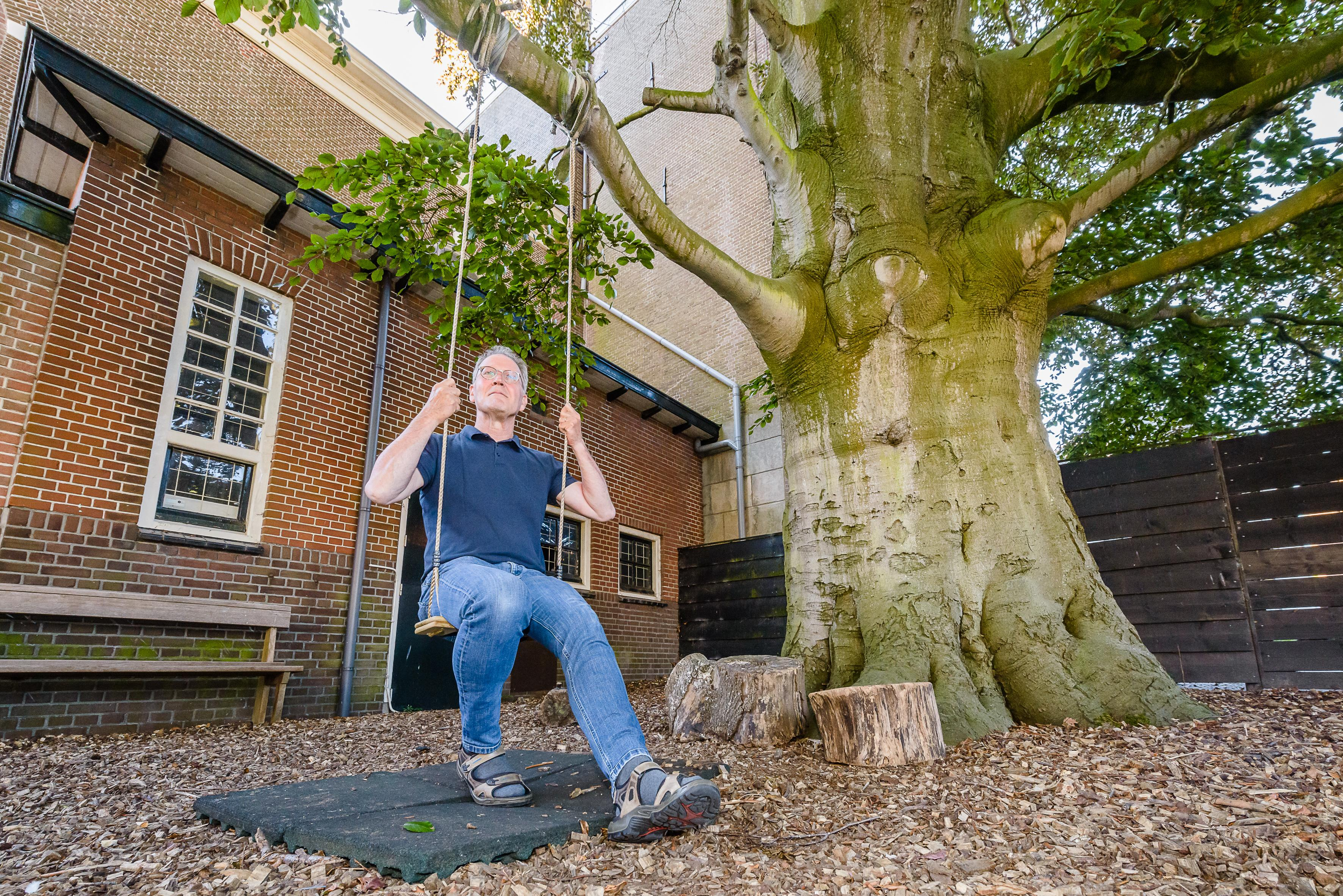 Nico van Straalen uit Edam houdt van bomen: 'Kijk eens om je heen en geef een boom op als monument'