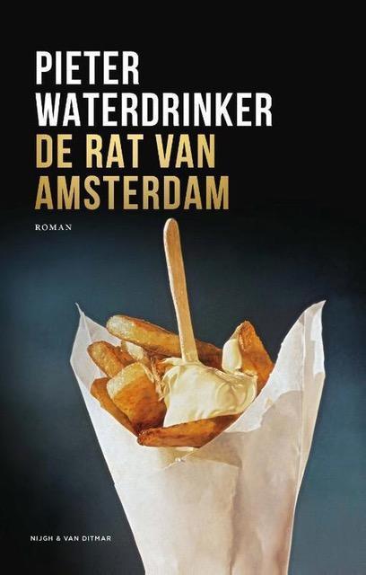 In 'De rat van Amsterdam' is Pieter Waterdrinker op zijn best