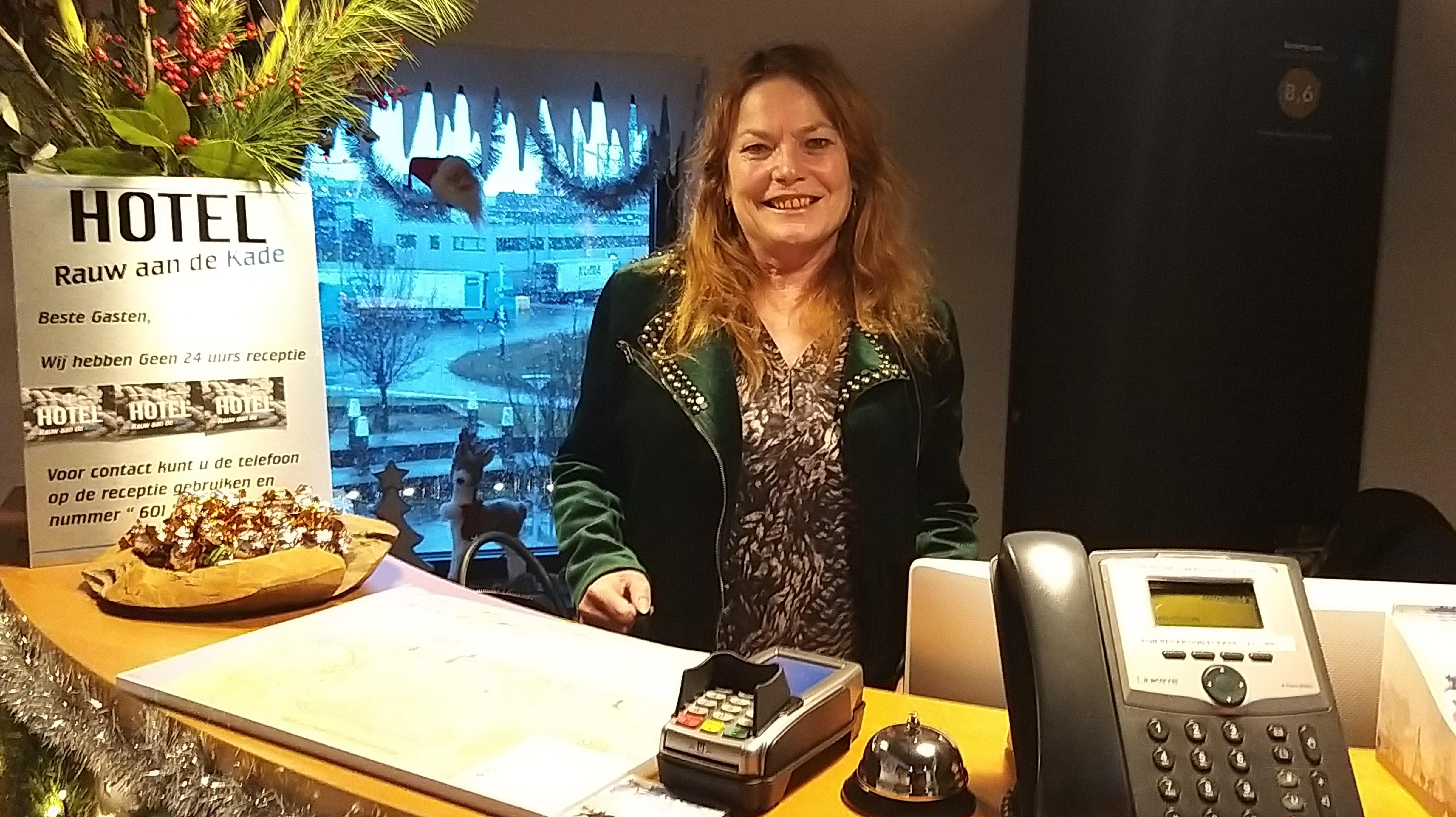 IJmuidens hotel Rauw aan de Kade wil gasten met glimlach naar huis laten gaan