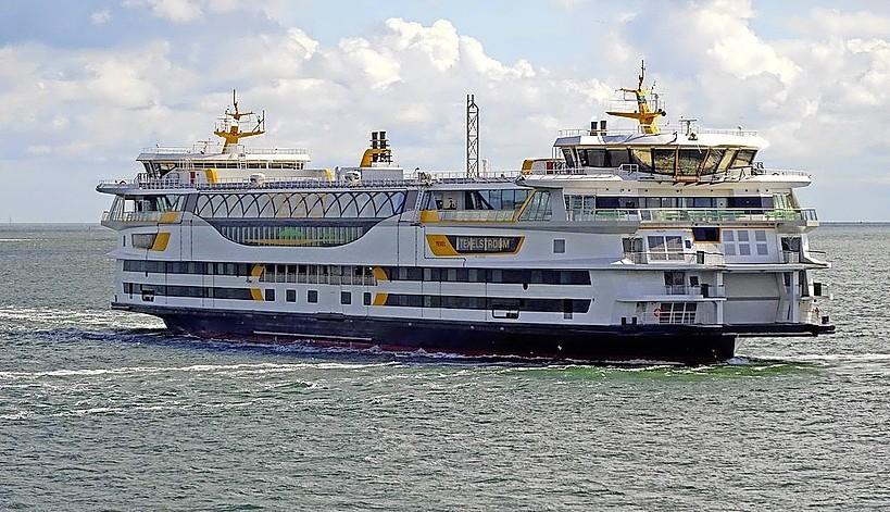 Veerboot Den Helder-Texel heeft ook een digitale uitvoering: 'De Texelstroom hoeven we voor rampenoefeningen niet meer uit de vaart te nemen'