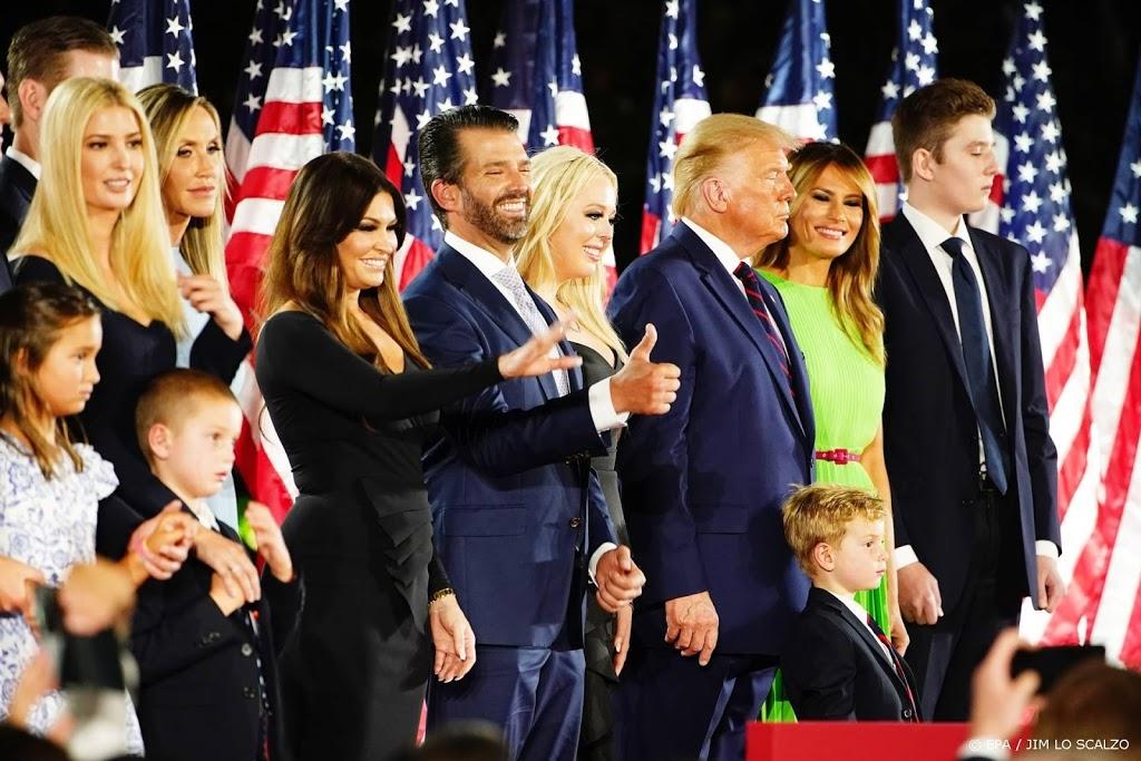 'Trump sprak met adviseurs over gratie voor zijn kinderen'