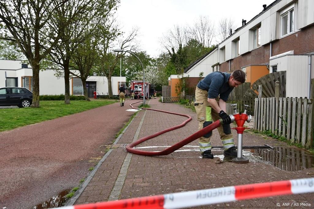 Benzine-achtige stof in riool Lelystad nog altijd niet weg