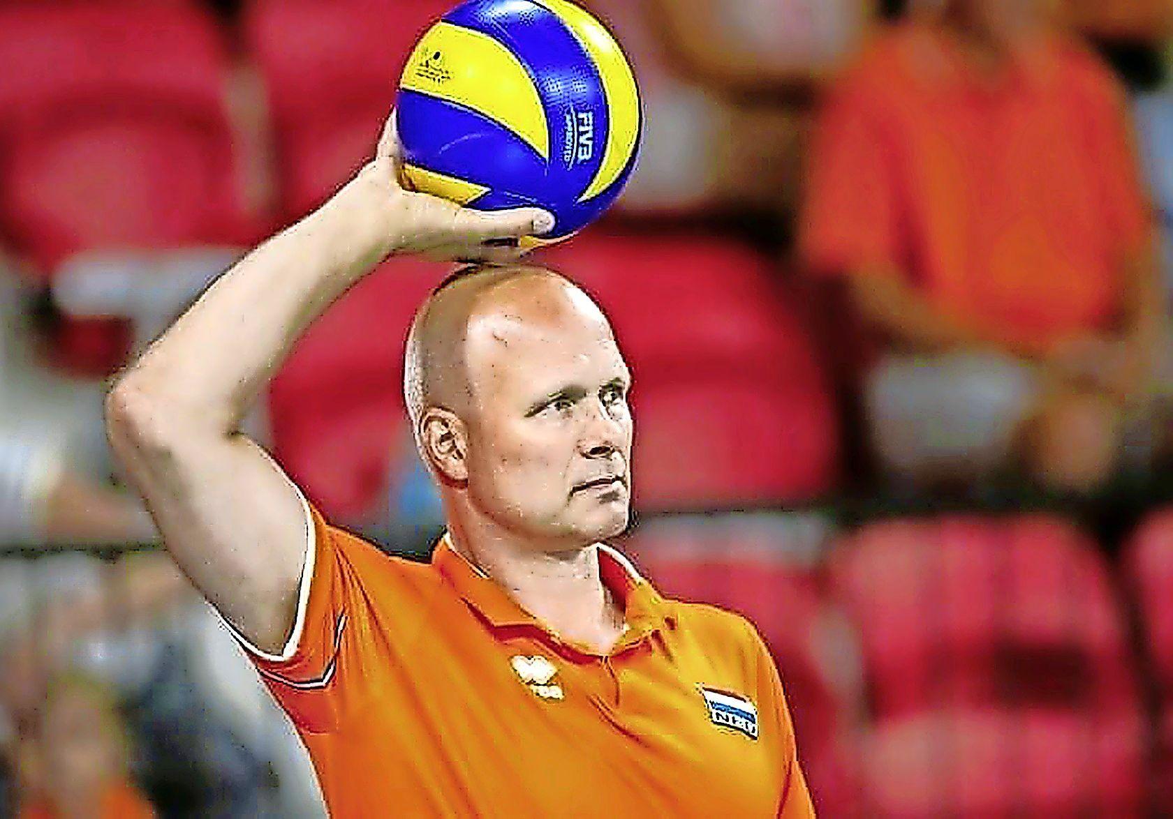 Marco Klok: 'In Italië zijn volleyballers echte sterren. Zelfs als ik nu nog kom in de plaatsen waar ik gespeeld heb beginnen de mensen er weer over'