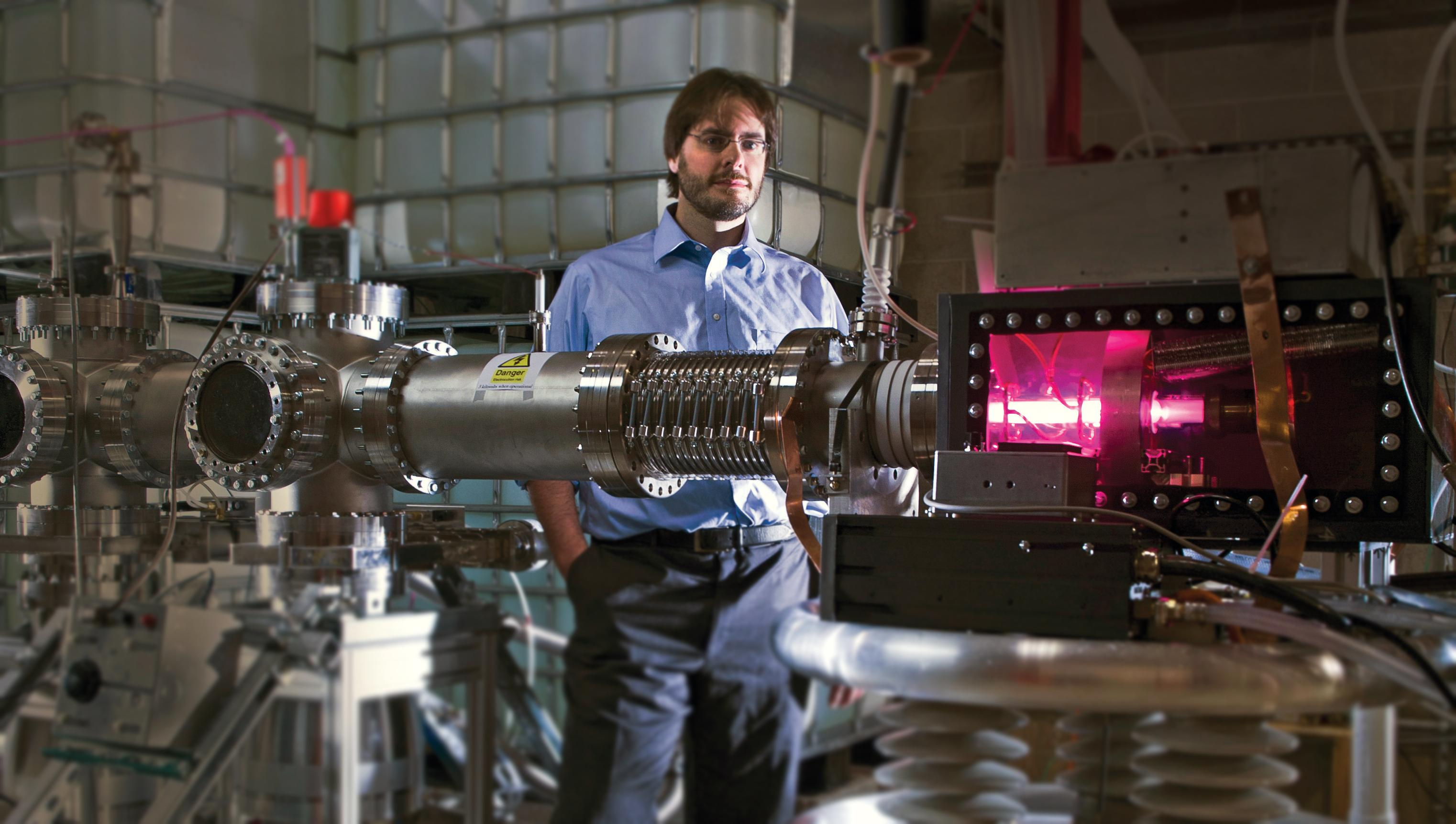 Schone energie door nucleaire fusie ultieme doel voor Shine