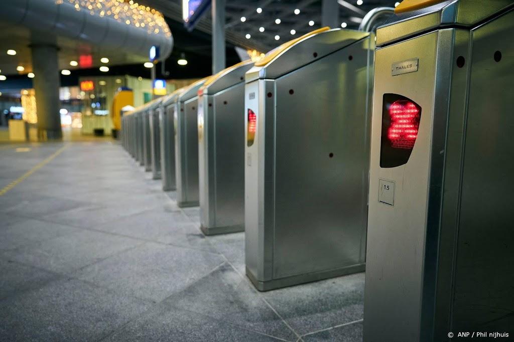 Openbaar vervoer zaterdag weinig gebruikt tijdens avondklok