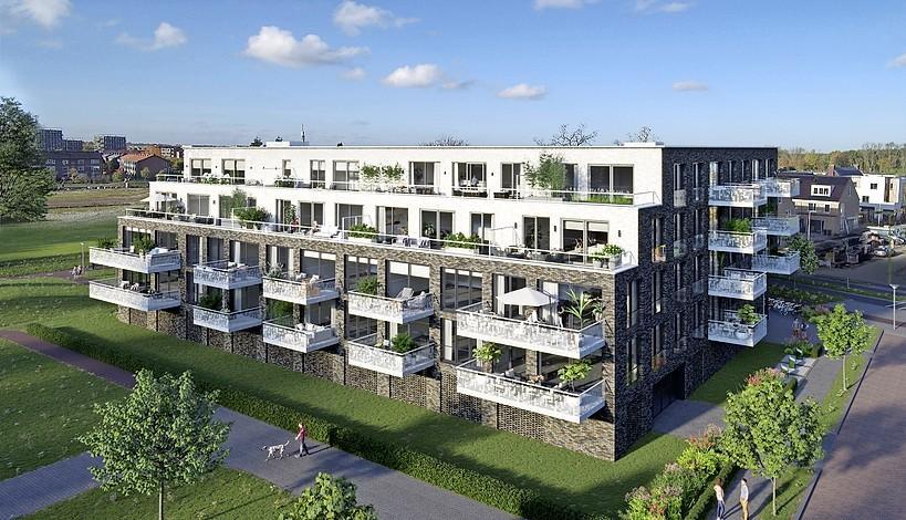 Rechter keurt bouw appartementencomplex Anna's hof in Hilversum goed