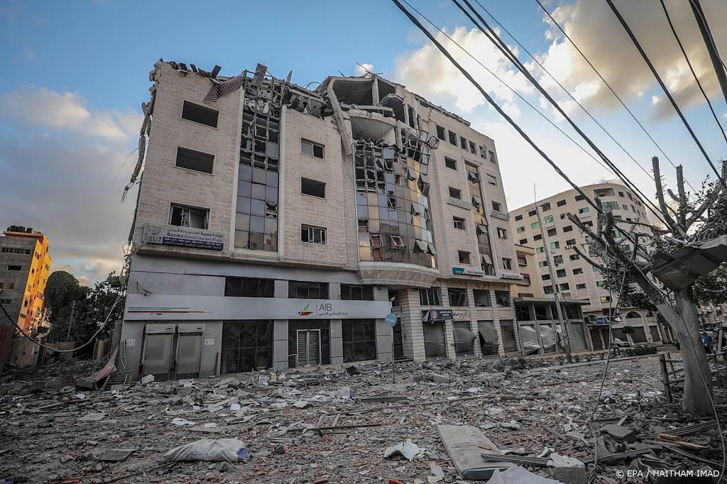 Ruim 47.000 Palestijnen op de vlucht wegens bombardementen Israël