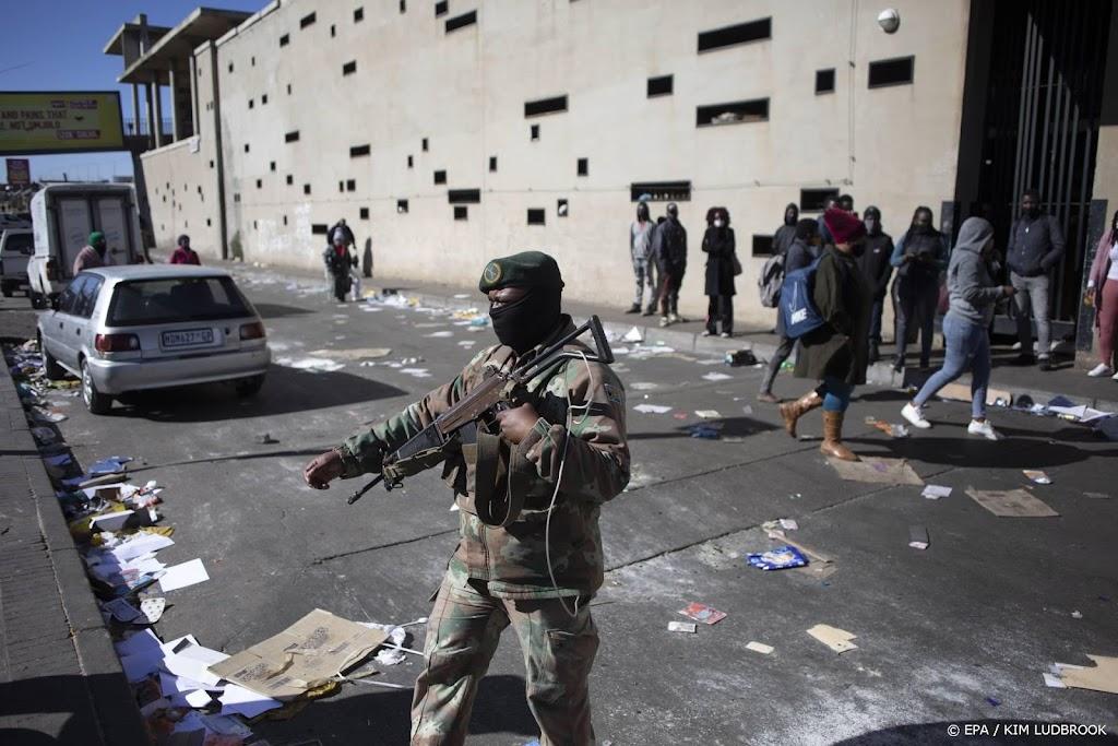 Dodental door onrust Zuid-Afrika stijgt naar 337