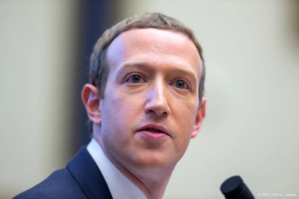 Topmannen sociale media moeten blokkade artikel uitleggen