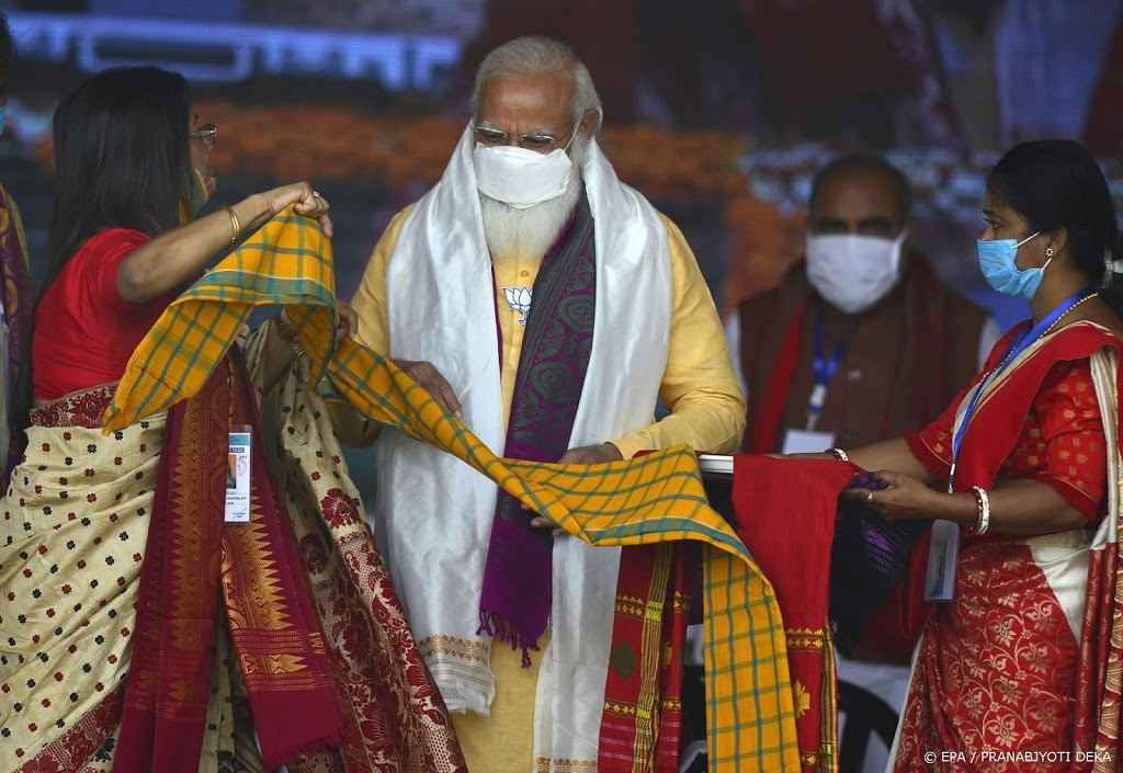 Indiase premier Modi verliest verkiezingen in cruciale deelstaat