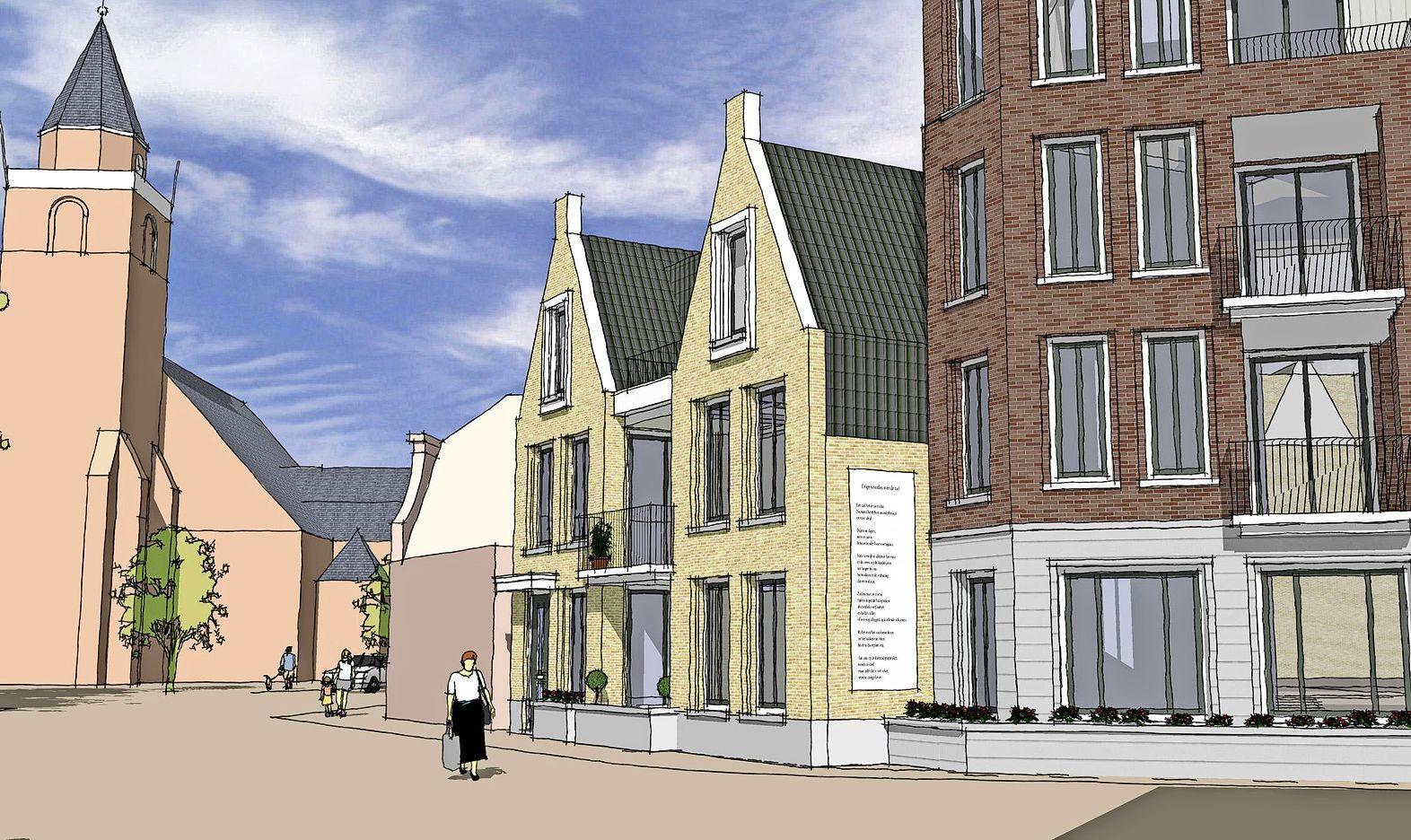 Inschrijving van nieuwbouwwoningen in Hof van Rijnsburg van start, gemeente sluit nieuwe overeenkomst met ontwikkelaar