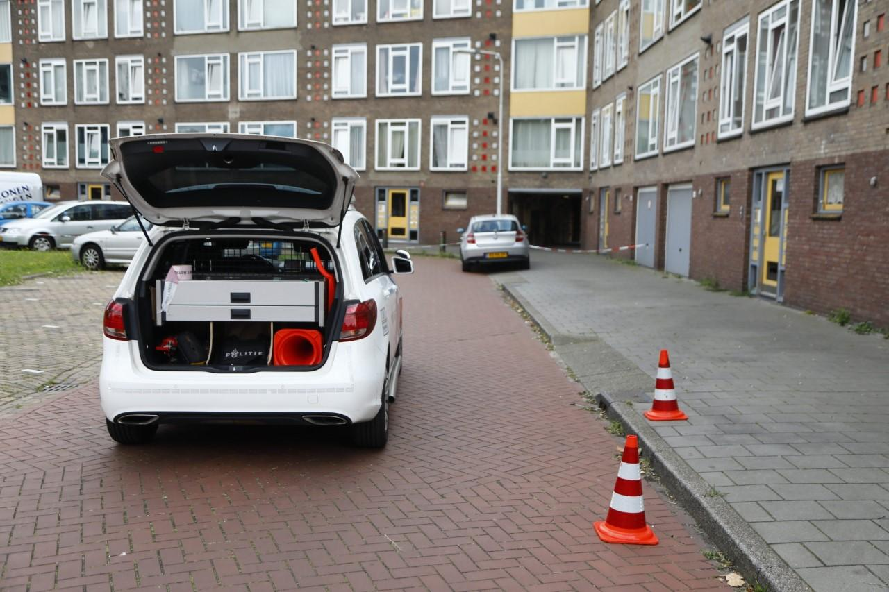 Gewonde bij schietincident in Velsen-Noord; politie zoekt schutter [video]