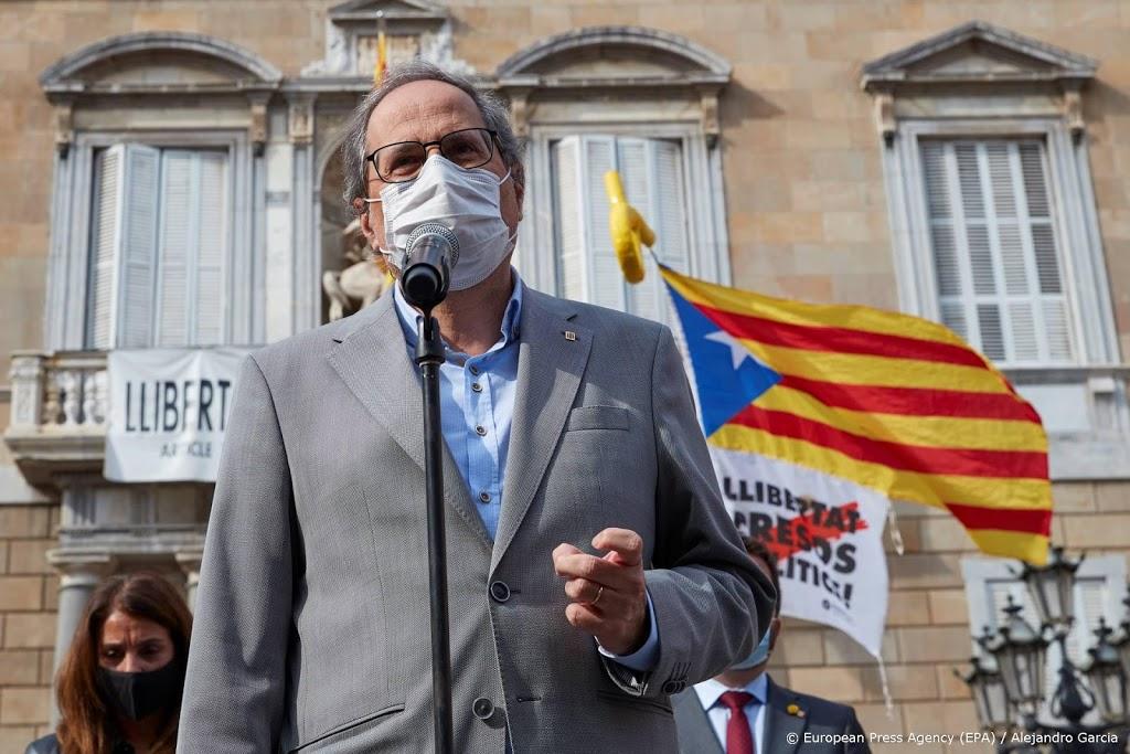 Catalonië stelt verkiezingen uit tot eind mei