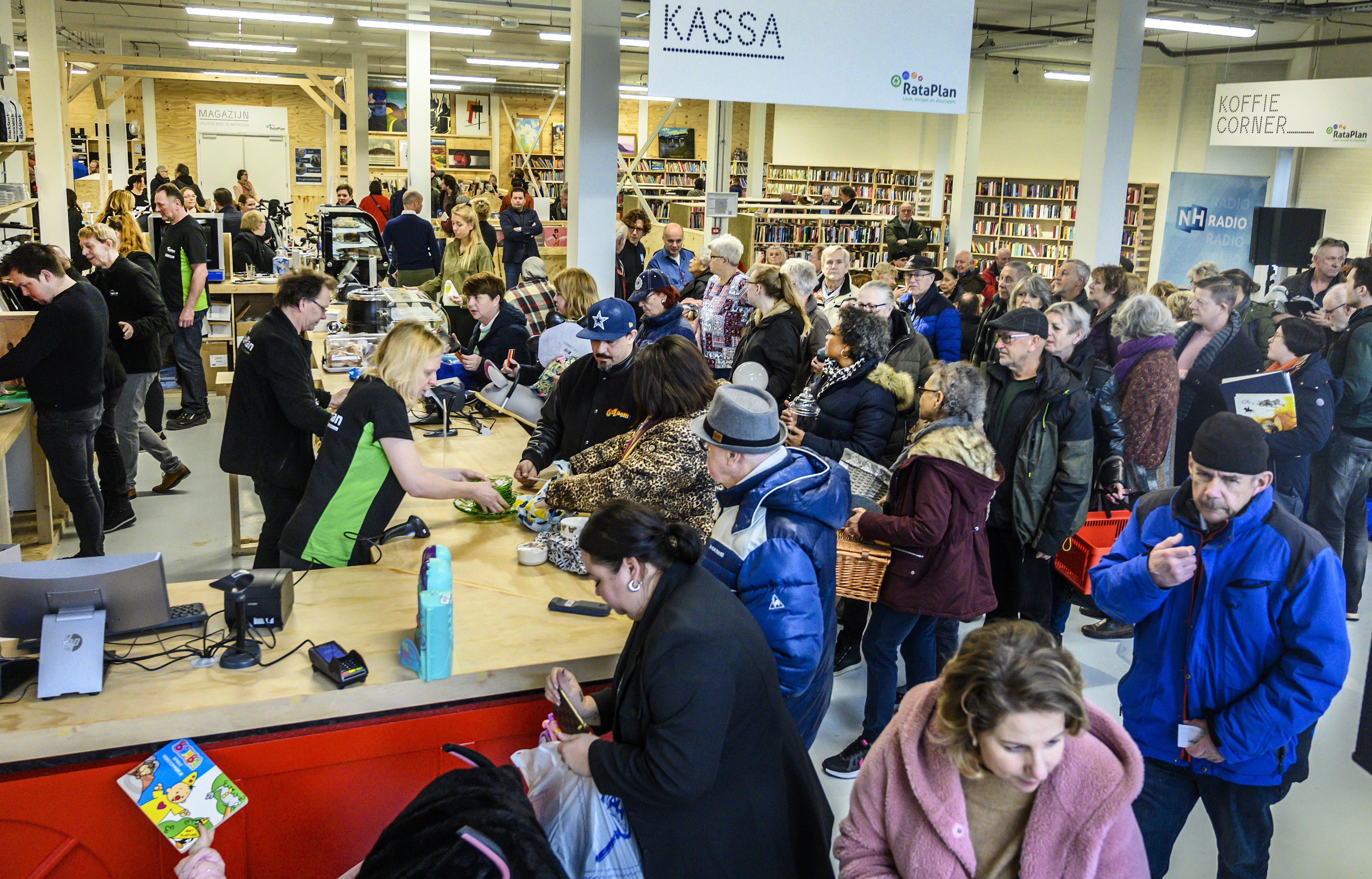 Rataplan levert werkervaringsplekken aan Haarlemmermeers re-integratiebedrijf AM match