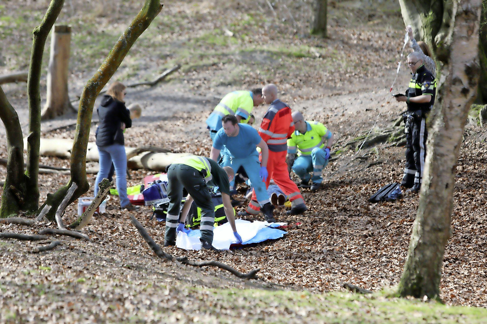 Goois Natuurreservaat: Ongeluk bij speelbos 't Laer geen aanleiding tot extra maatregelen; 'We zijn erg geschrokken en hopen dat het goed met haar gaat'