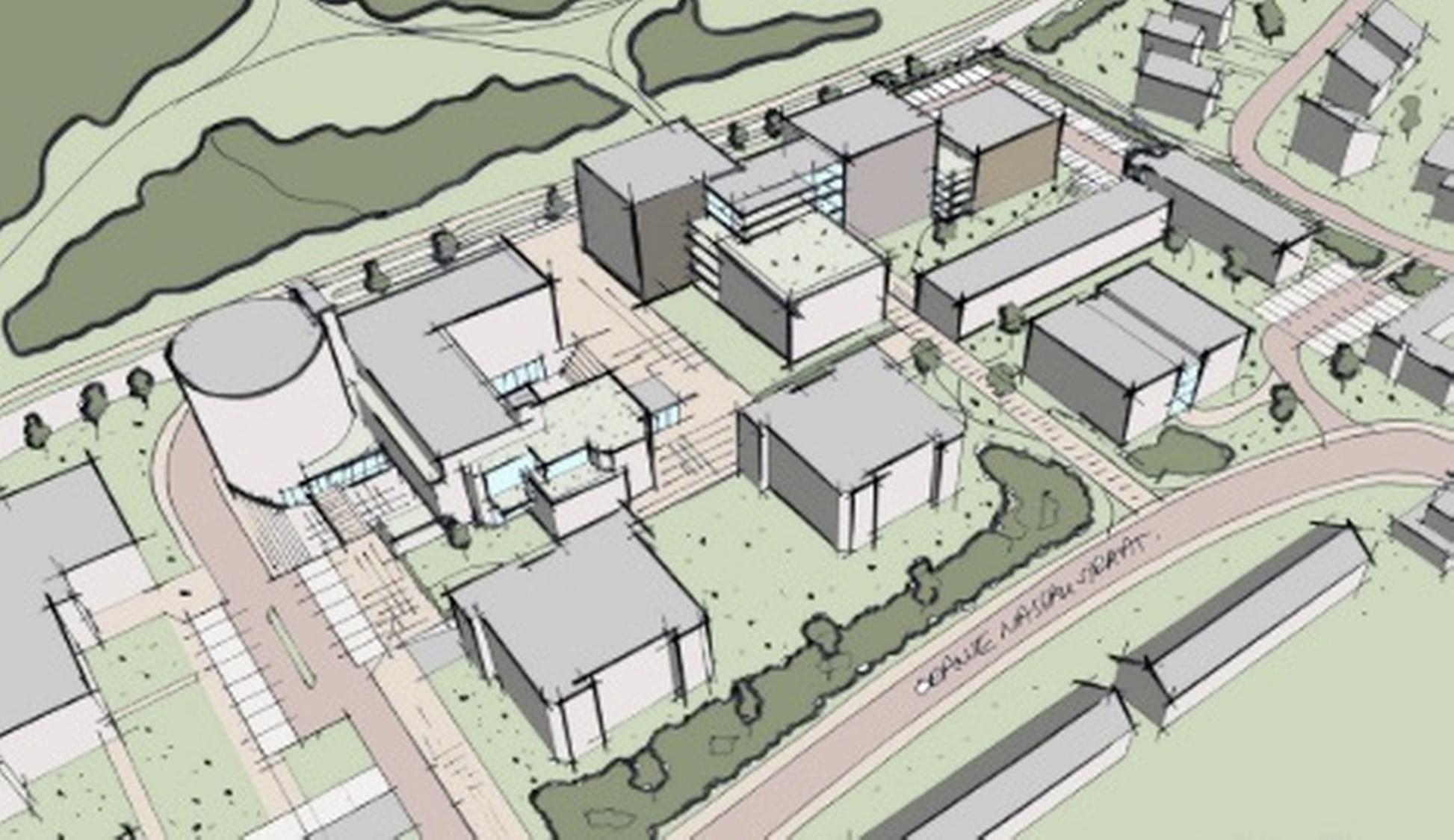 Zorgvilla's op terrein Groot Hoogwaak: Noordwijkse zorginstelling presenteert nieuw bouwplan