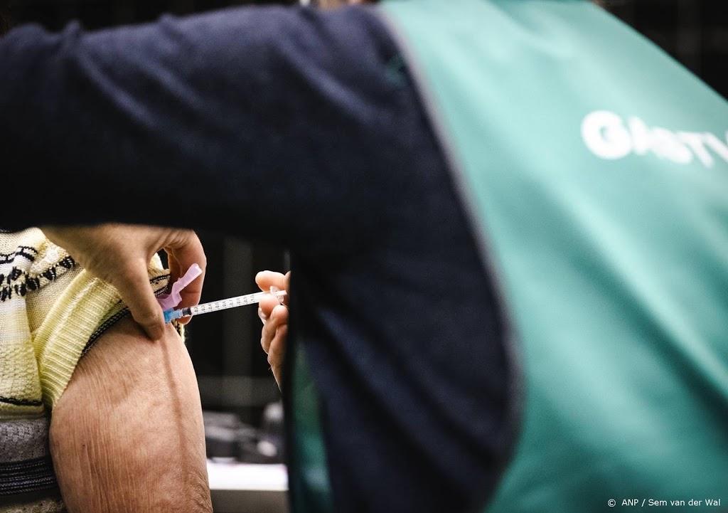 Bijna 9 op de 10 ouderen gevaccineerd, minste animo in Urk